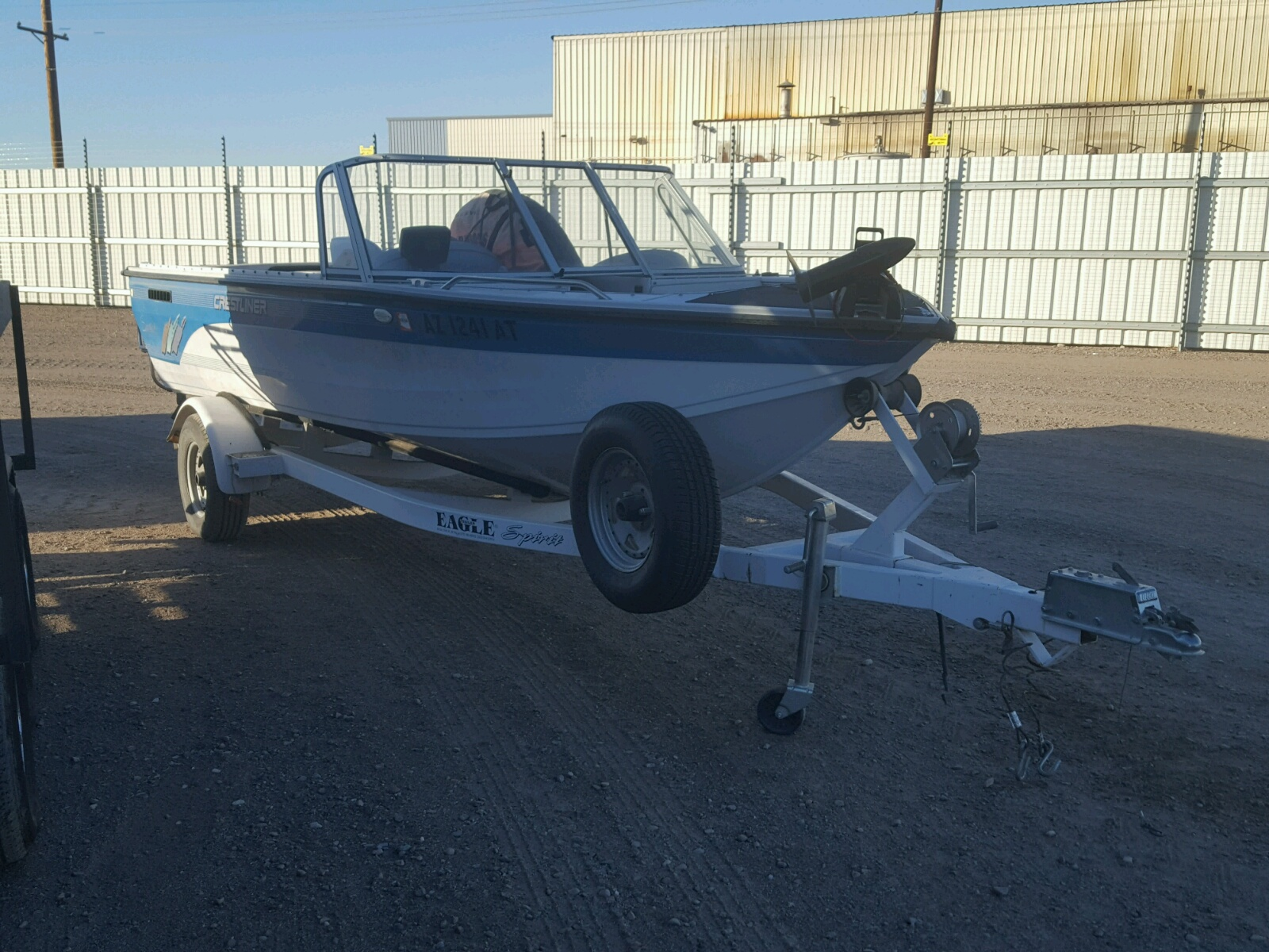 1994 OTHE 12FT BOAT