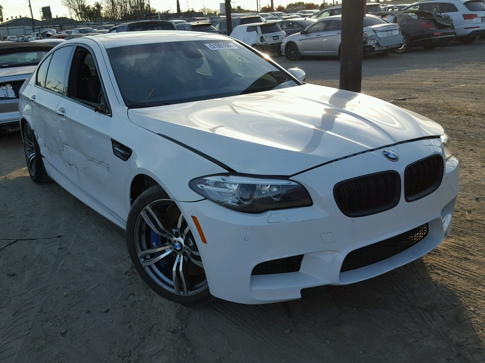 WBSFVCFD WHITE BMW M On Sale In CA LOS ANGELES - 2004 bmw m5 for sale