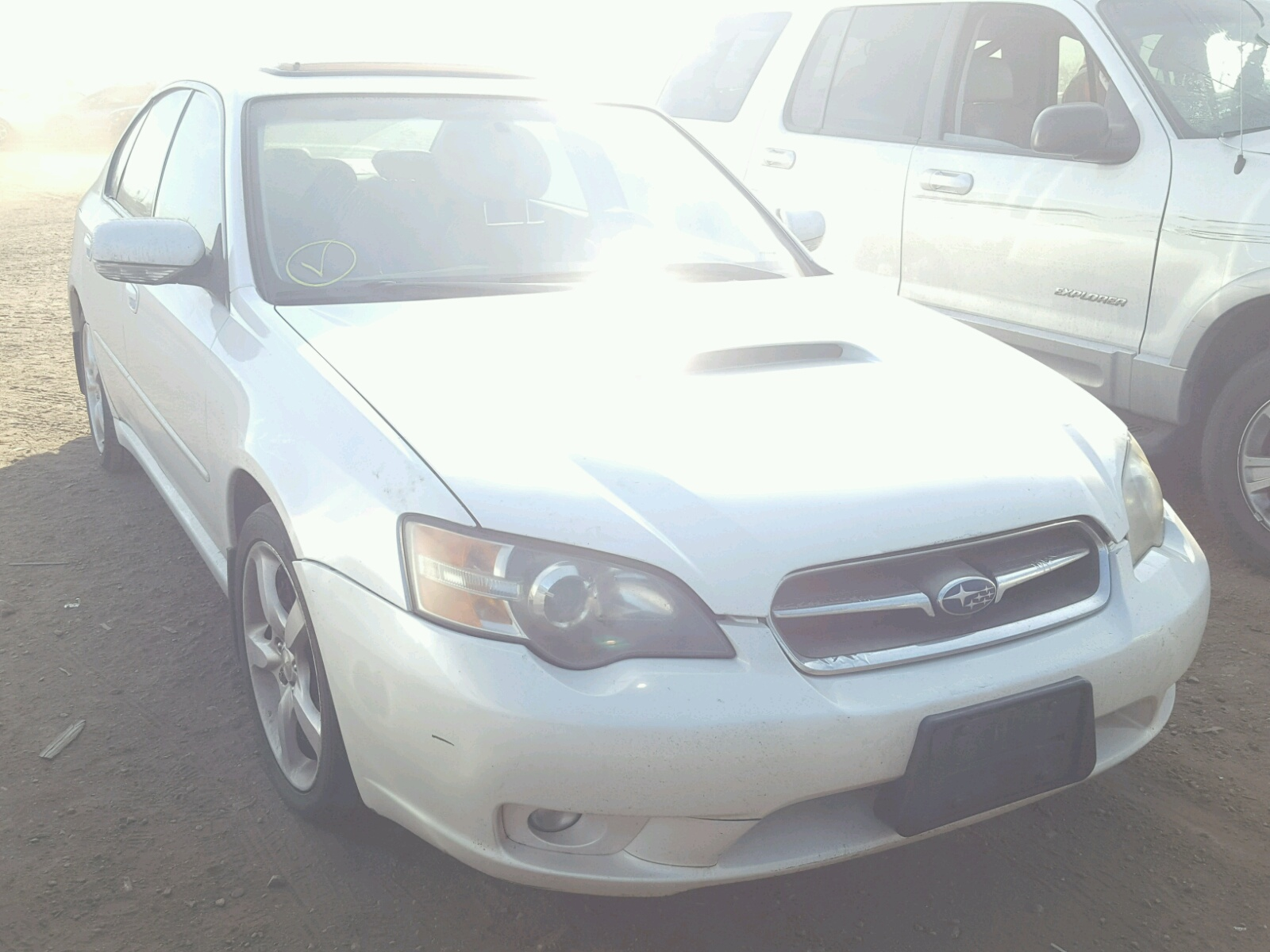 Auto Auction Ended on VIN JF1GH H 2008 SUBARU IMPREZA 2