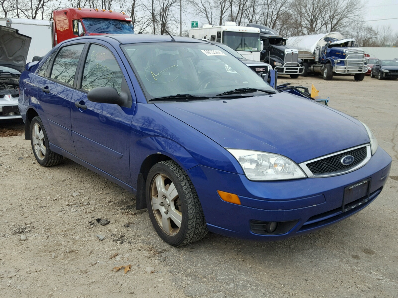 2006 ford focus zx4 1