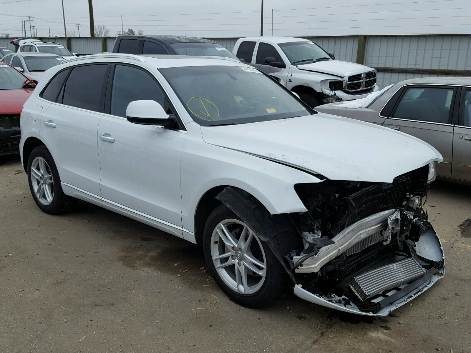 Auto Auction Ended On Vin Waudg74f79n025320 2009 Audi A6