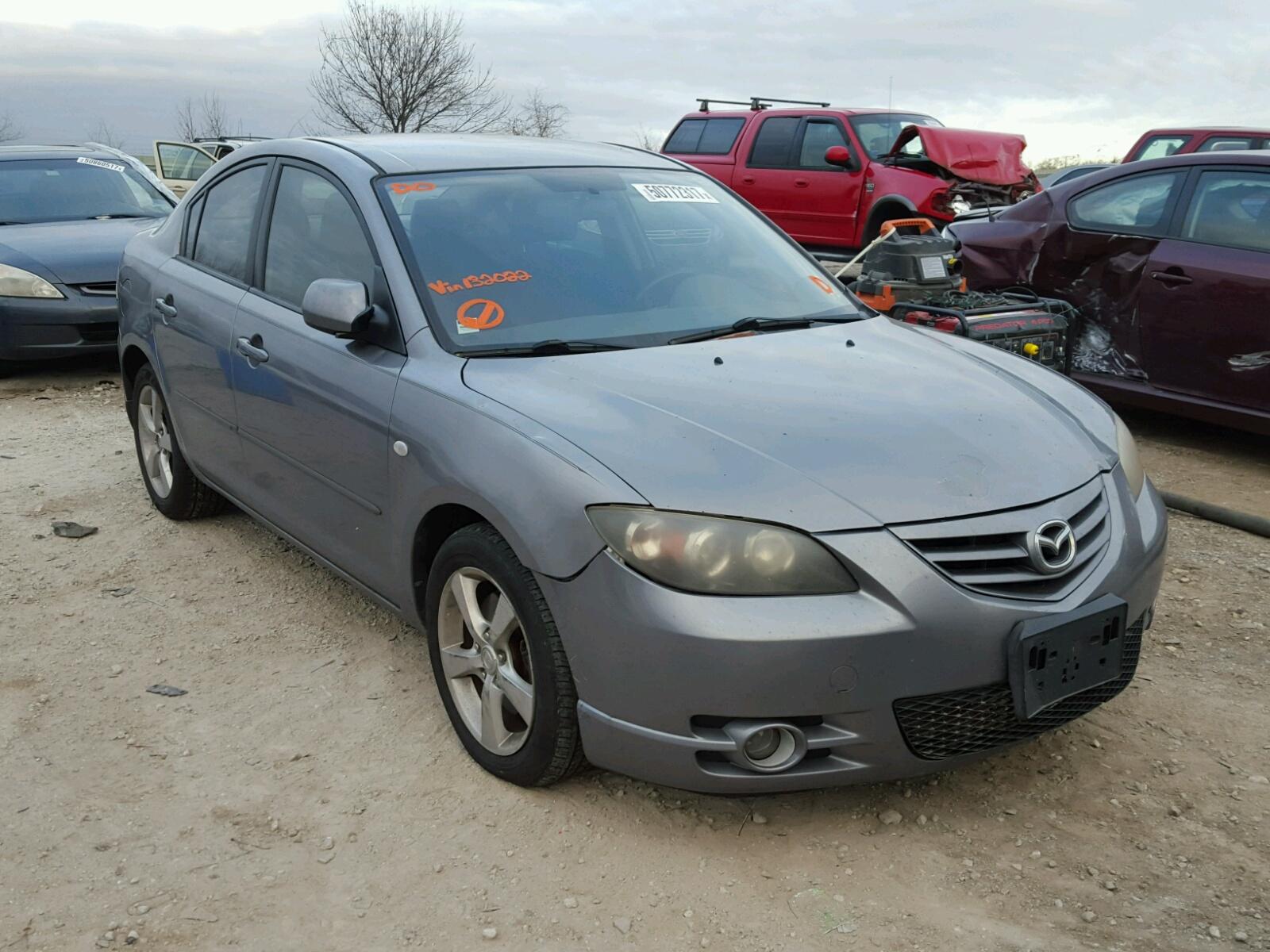 kansas s sale city tribute lot mazda for cars ks copart at