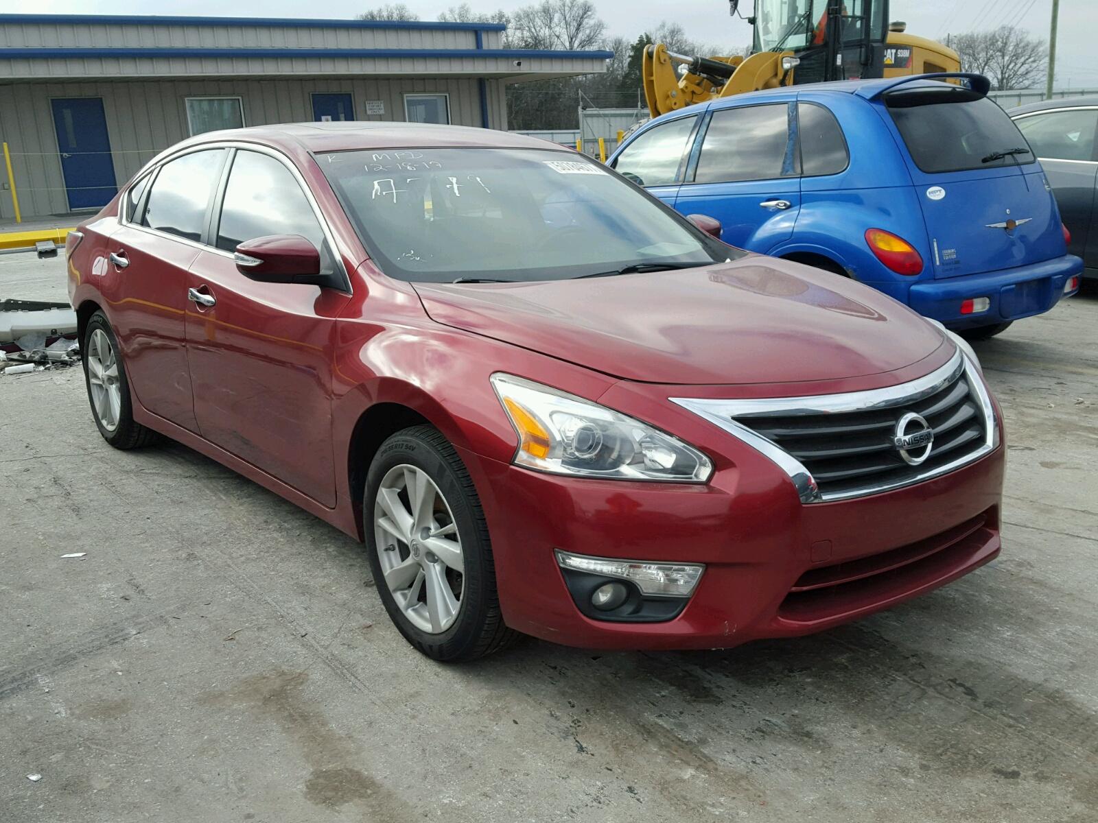 Auto Auction Ended On Vin 1n4al2ap0cn432314 2012 Nissan