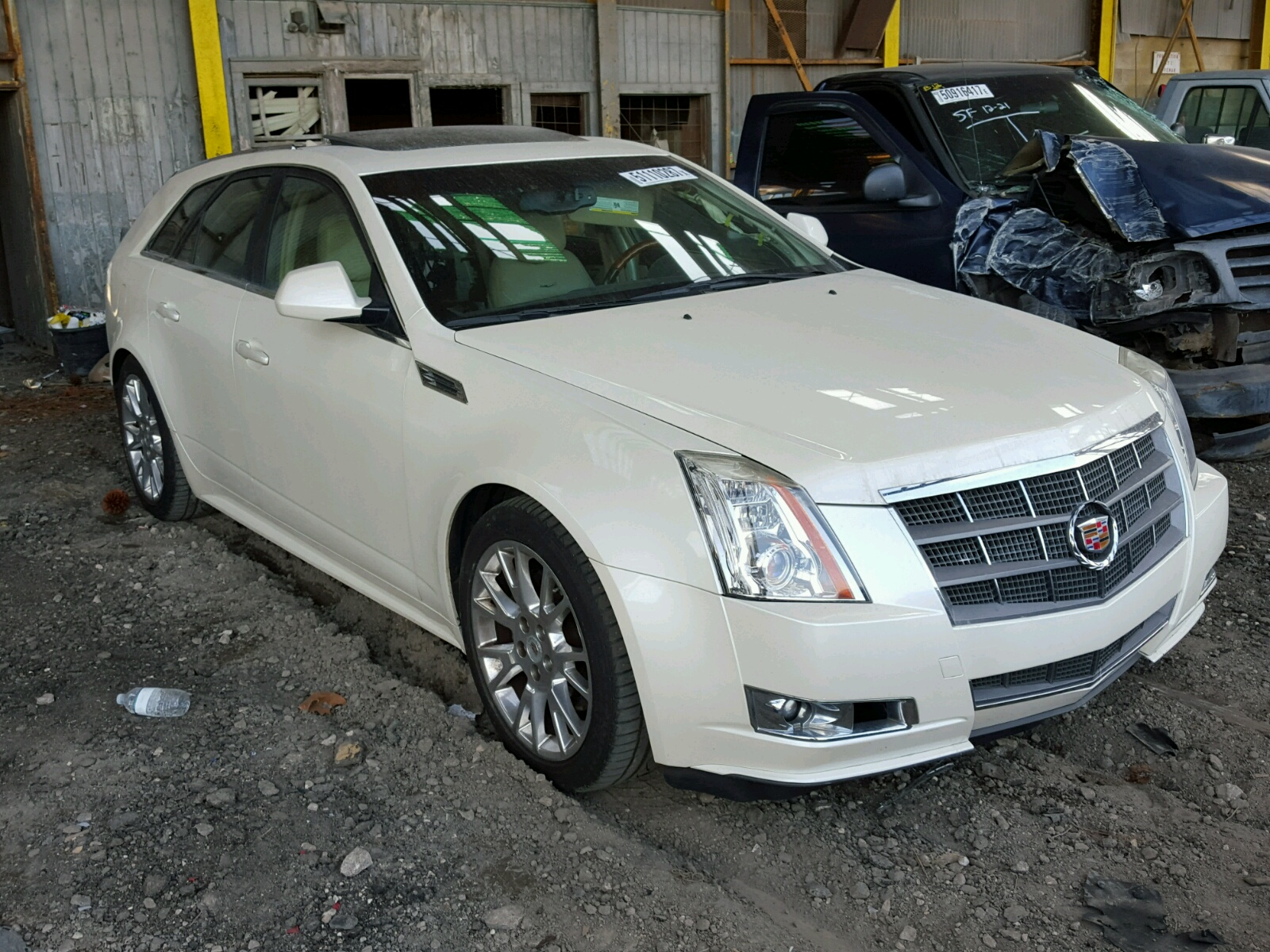 car test review drive cadillac donhattanchevrolet cts used cream tag