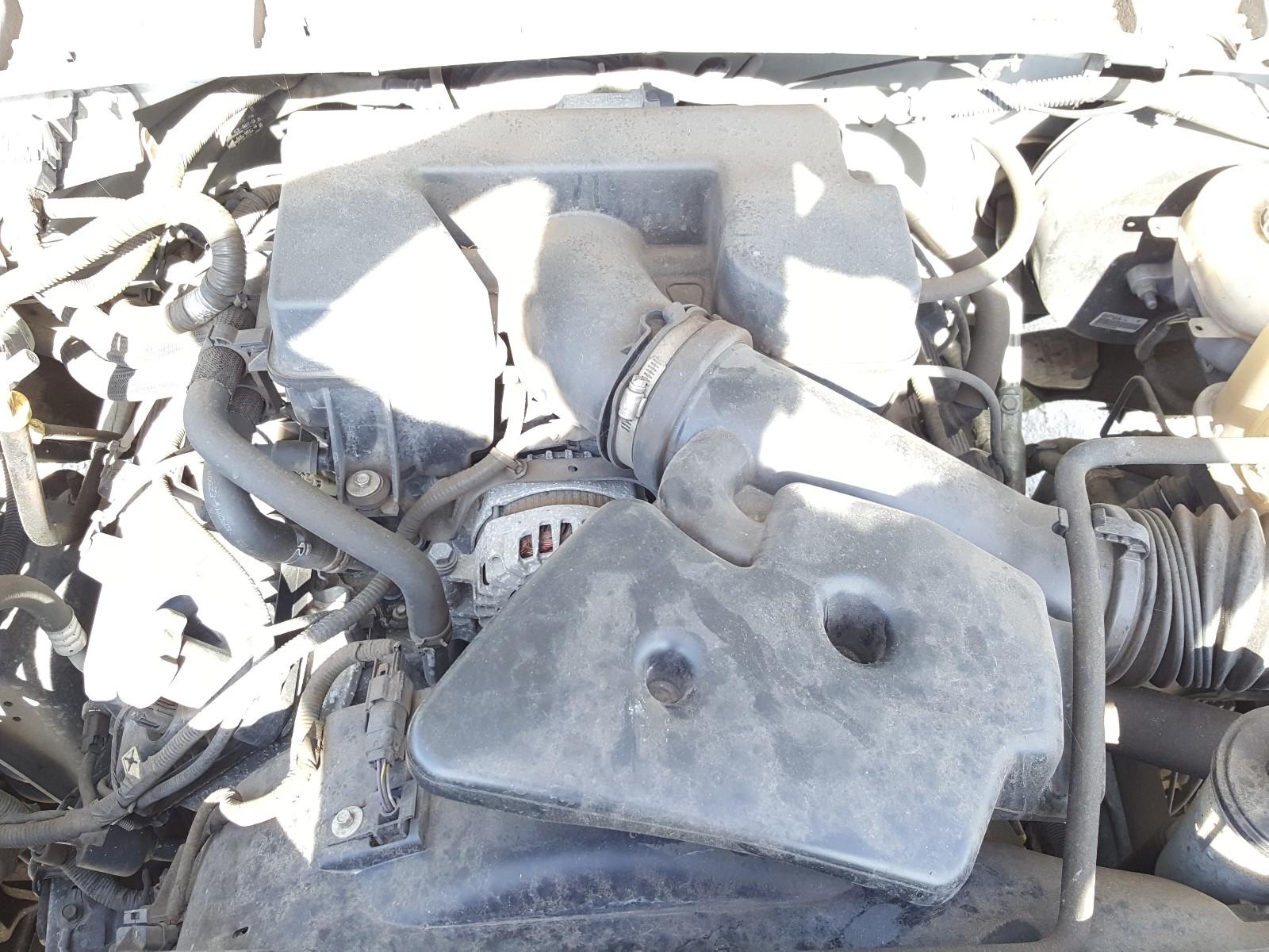 2012 Ford F250 Super 6.2L inside view