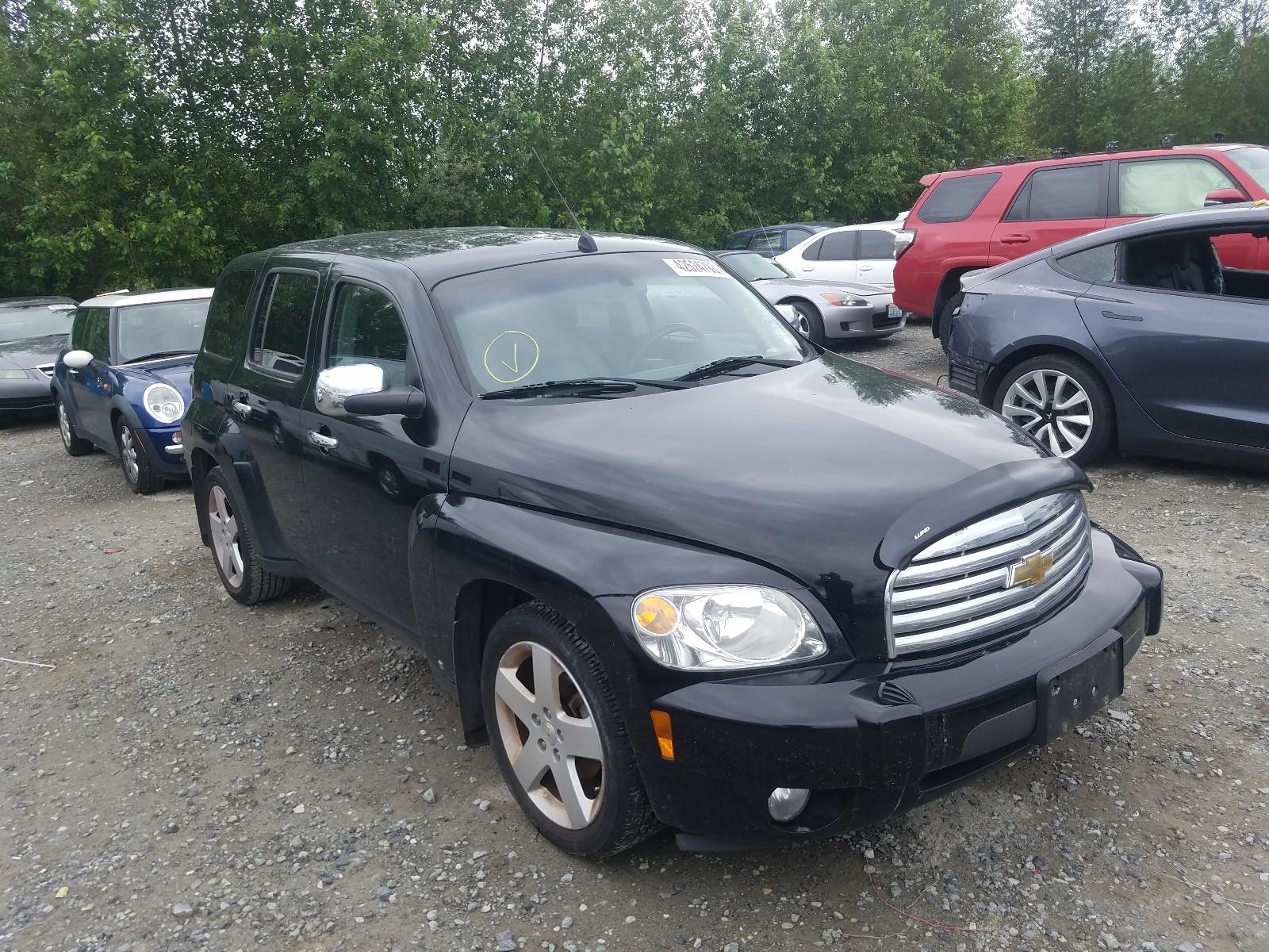 2007 Chevrolet Hhr Lt For Sale At Copart Arlington Wa Lot