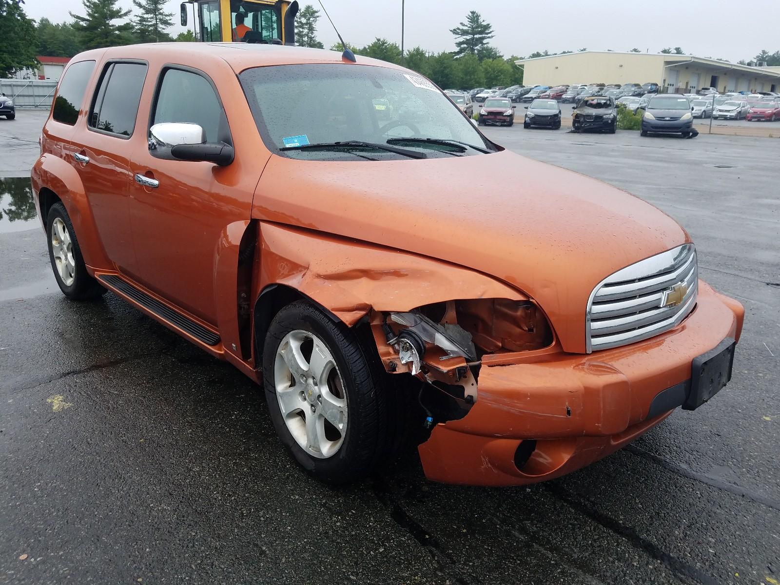 2007 Chevrolet Hhr Lt 2 2l 4 In Ri Exeter 3gnda23d37s523225