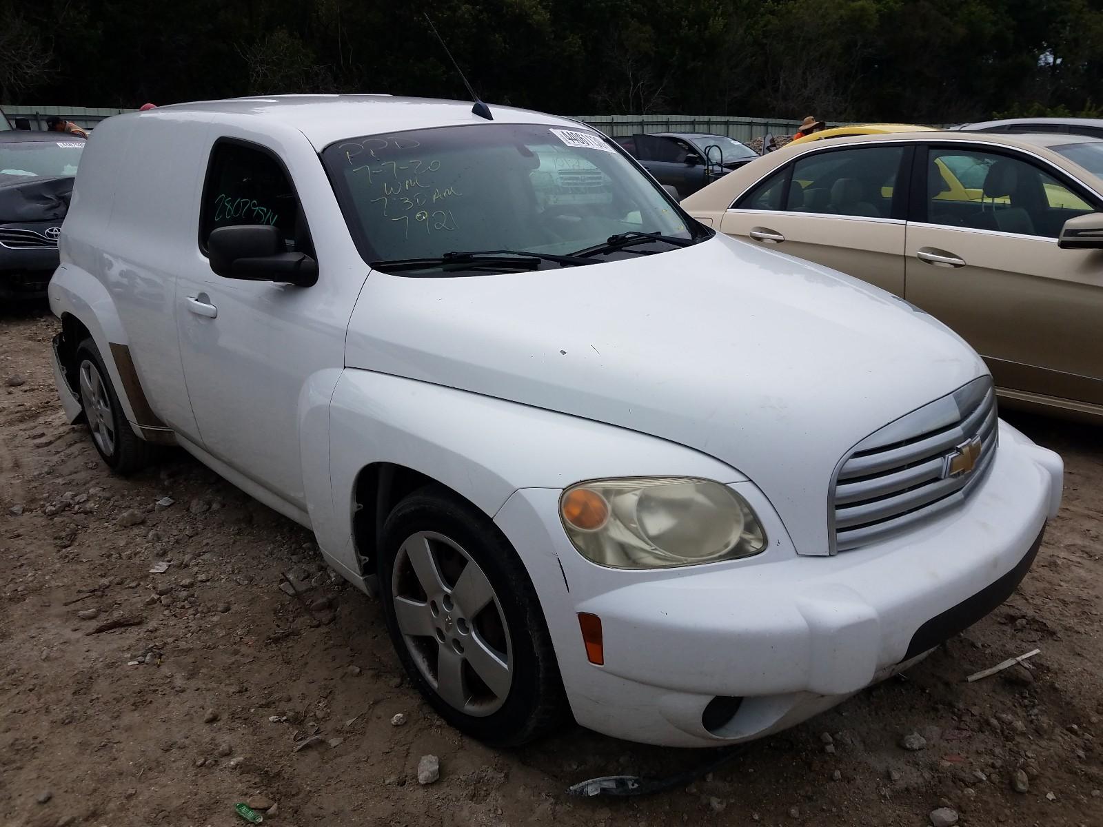2011 Chevrolet Hhr Panel For Sale At Copart Riverview Fl Lot
