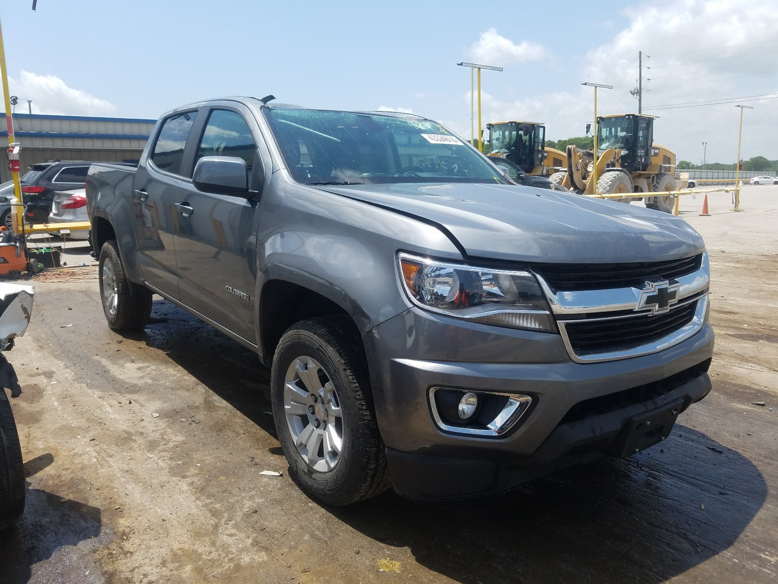 2018 Chevrolet Colorado L