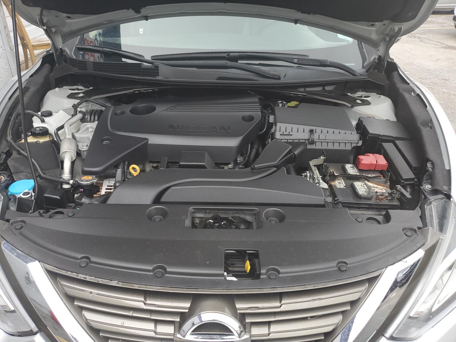 1N4AL3AP9GC286504 - 2016 Nissan Altima 2.5 2.5L inside view