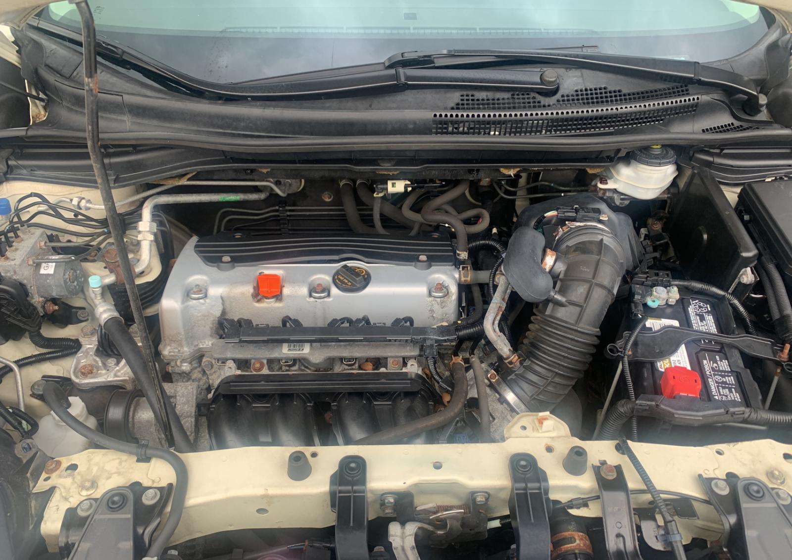 2013 Honda Cr-V Exl 2.4L inside view