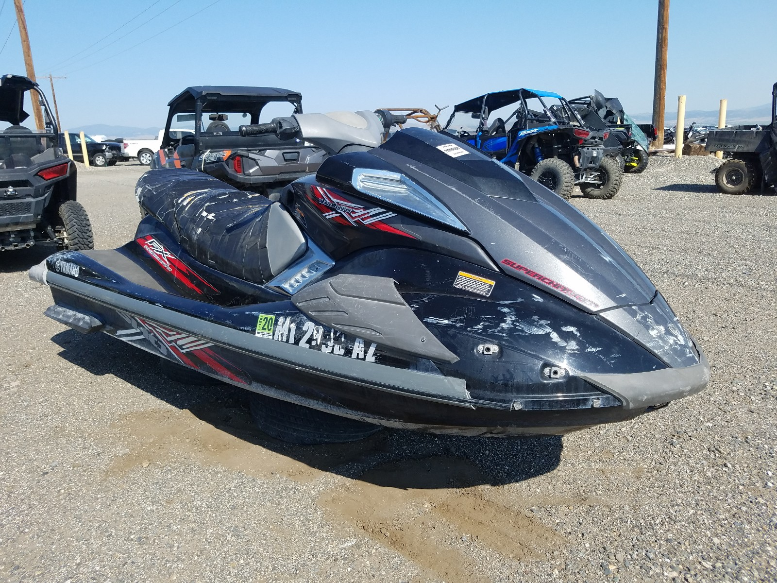 2008 Yamaha Jet Ski In Mt Helena Yama4529b808 For Sale Autobidmaster