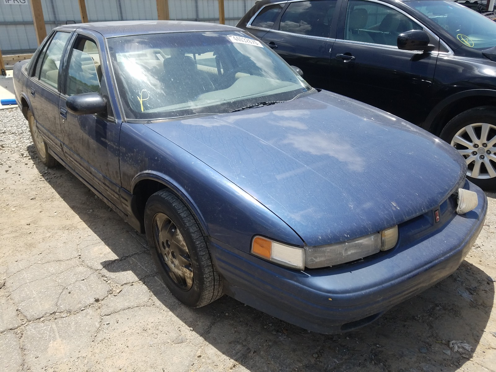 1997 oldsmobile cutlass su for sale at copart conway ar lot 44032670 salvagereseller com salvagereseller com