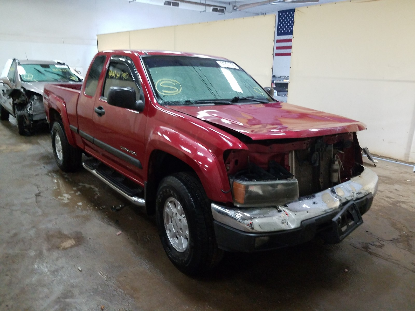 2005 gmc canyon for sale at copart davison mi lot 44931790 salvagereseller com salvagereseller com