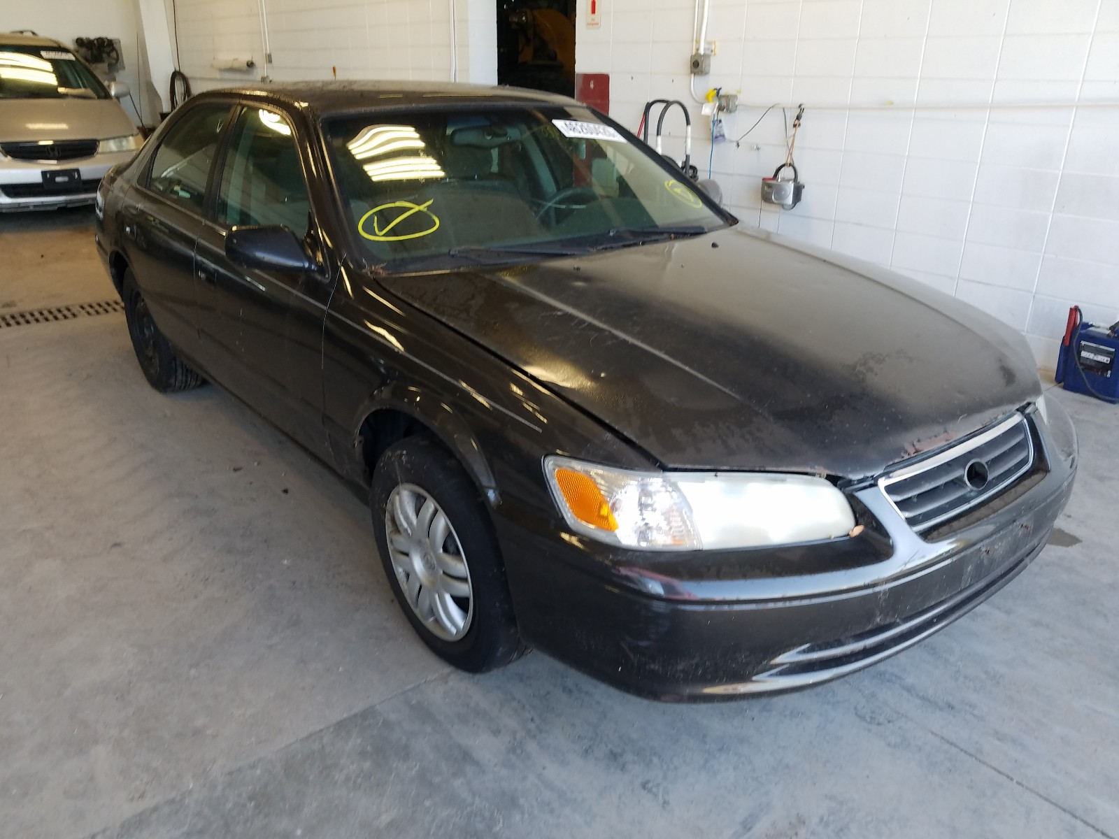 2000 toyota camry ce for sale at copart blaine mn lot 46260420 salvagereseller com salvagereseller com