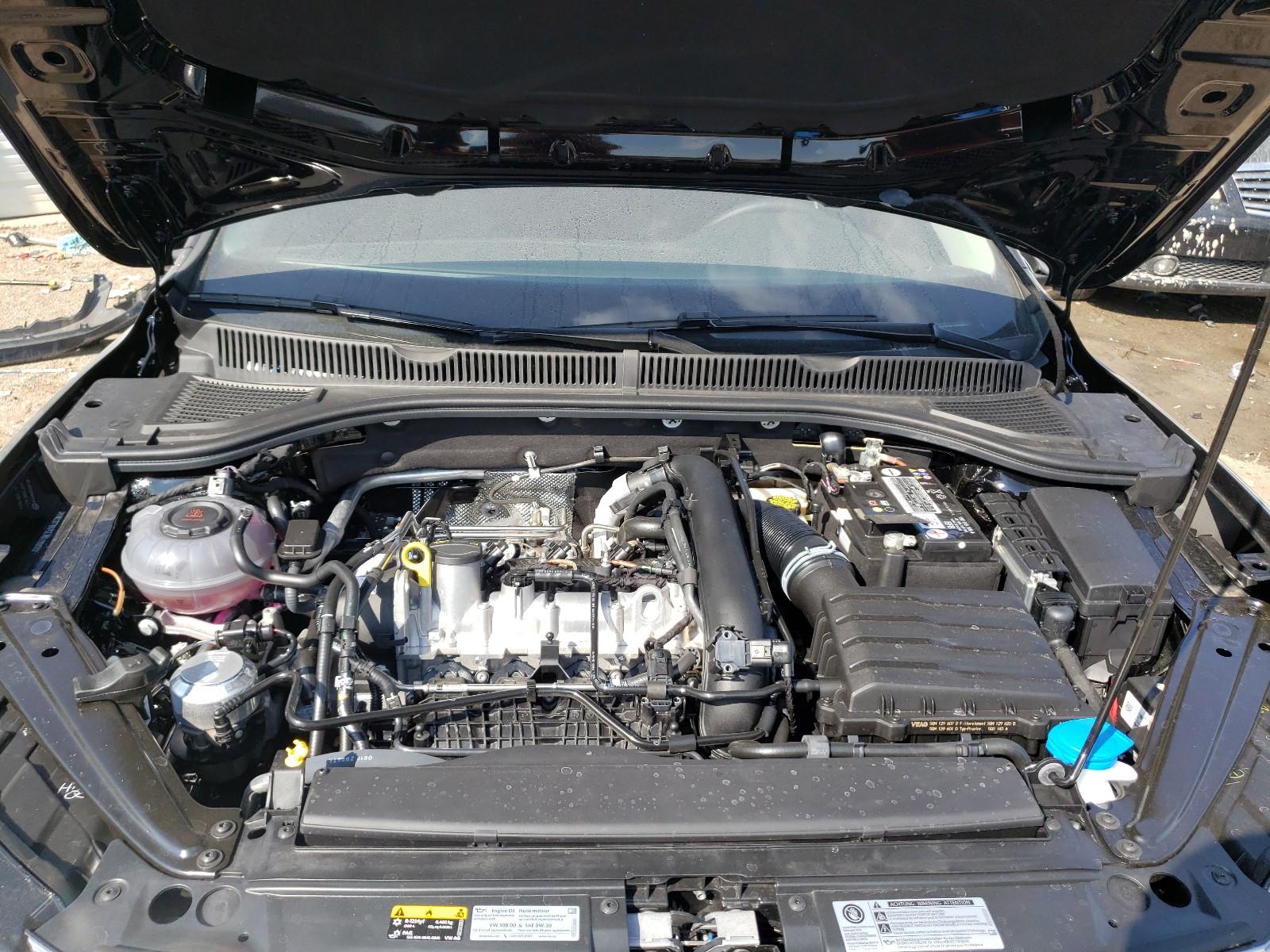 2020 Volkswagen Jetta S