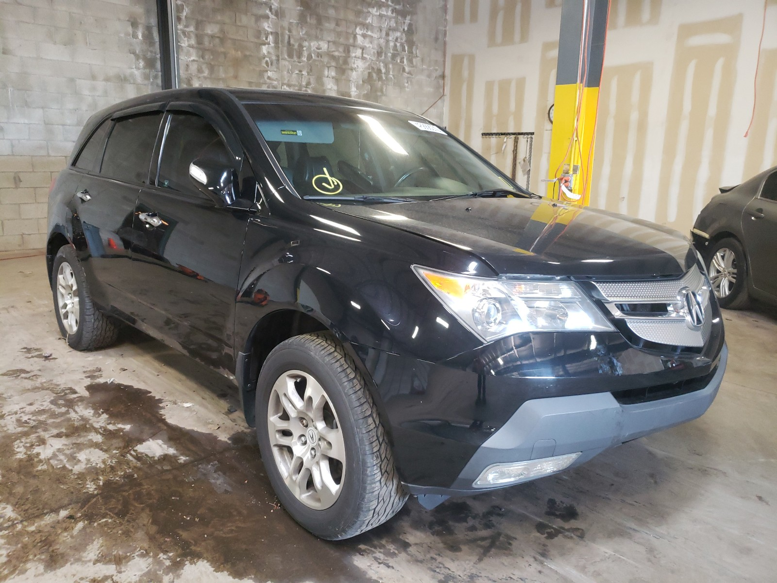 2009 Acura Mdx For Sale At Copart Chalfont Pa Lot 45868270 Salvagereseller Com