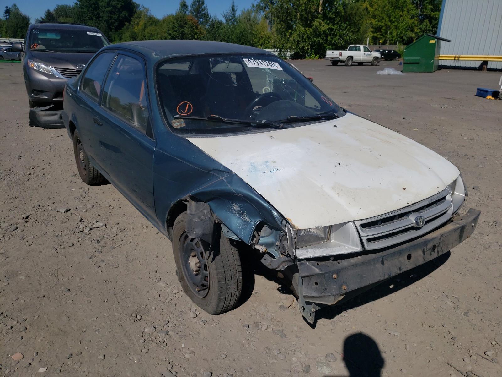 1993 toyota tercel std for sale at copart portland or lot 47941280 salvagereseller com salvagereseller com