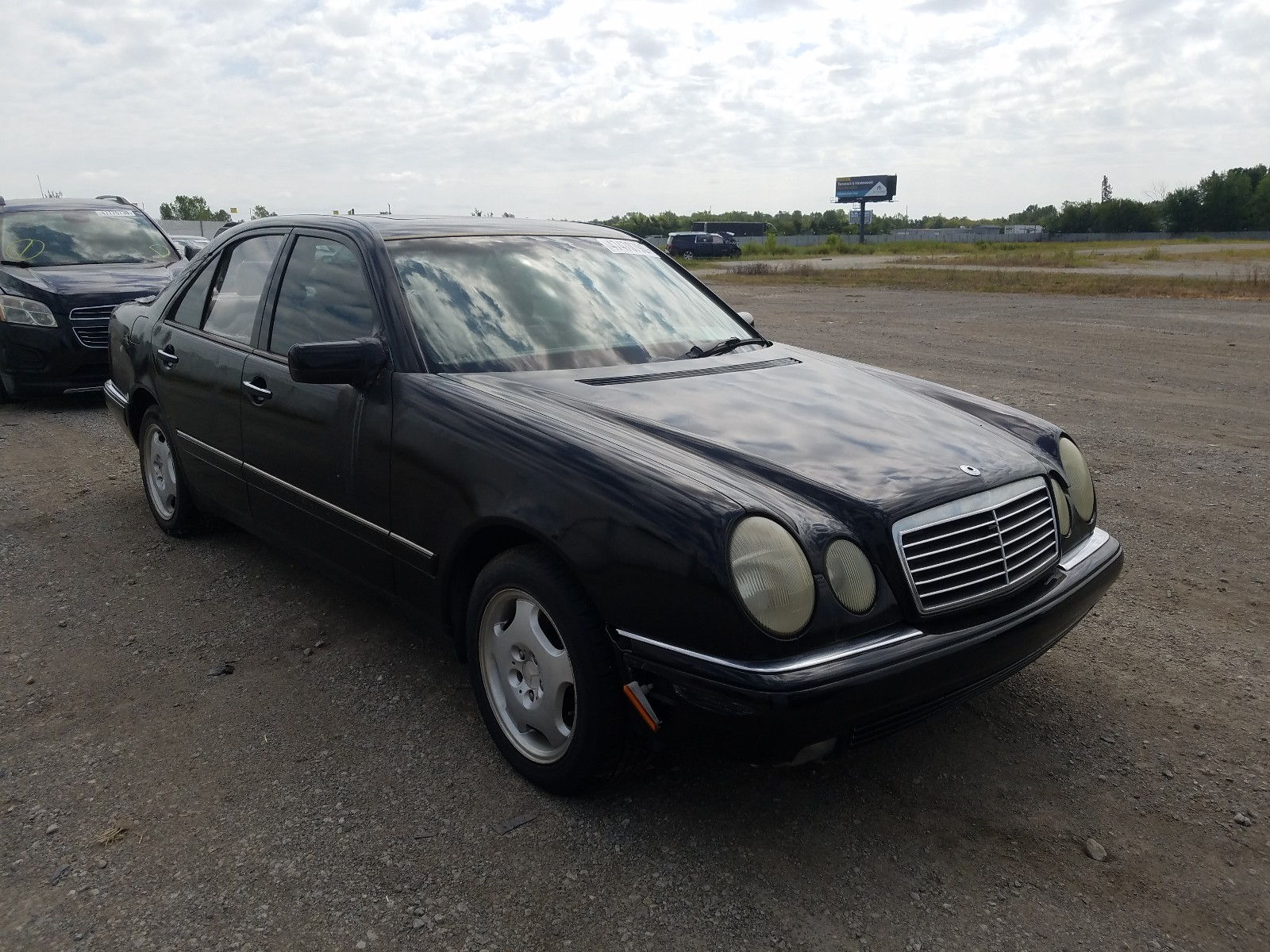 1999 mercedes benz e 430 for sale at copart indianapolis in lot 47470790 salvagereseller com salvagereseller com