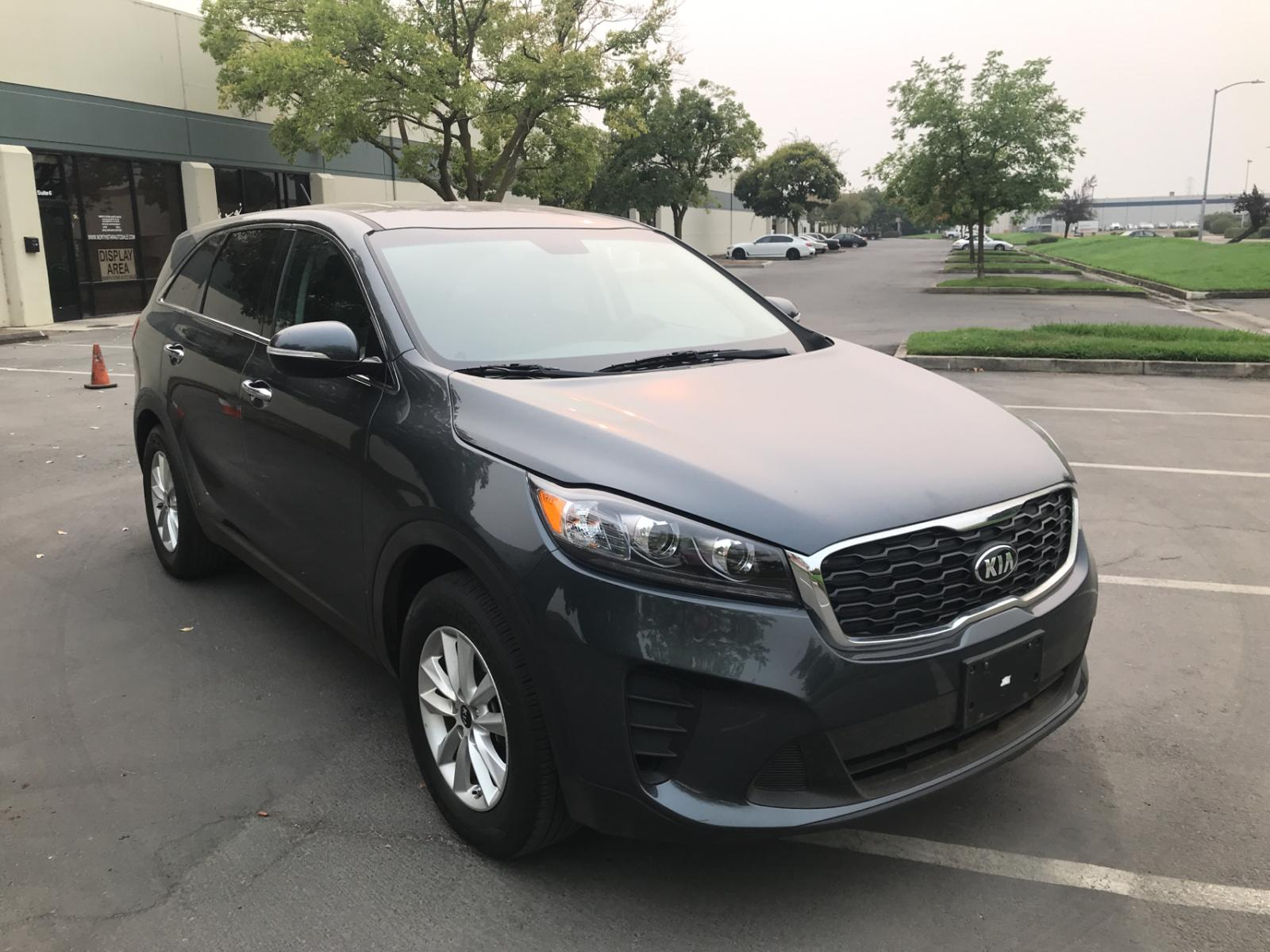 2020 kia sorento s for sale at copart sacramento ca lot 49252910 salvagereseller com salvagereseller com