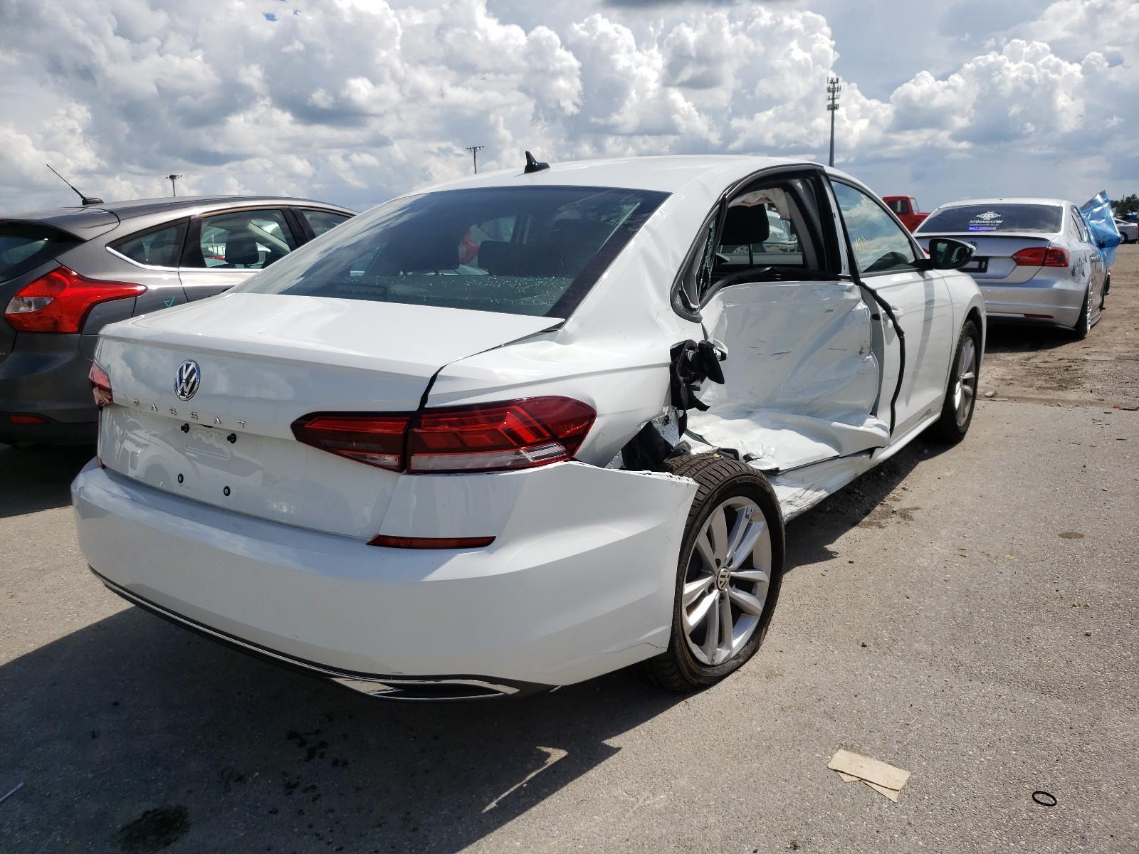 2020 Volkswagen Passat S