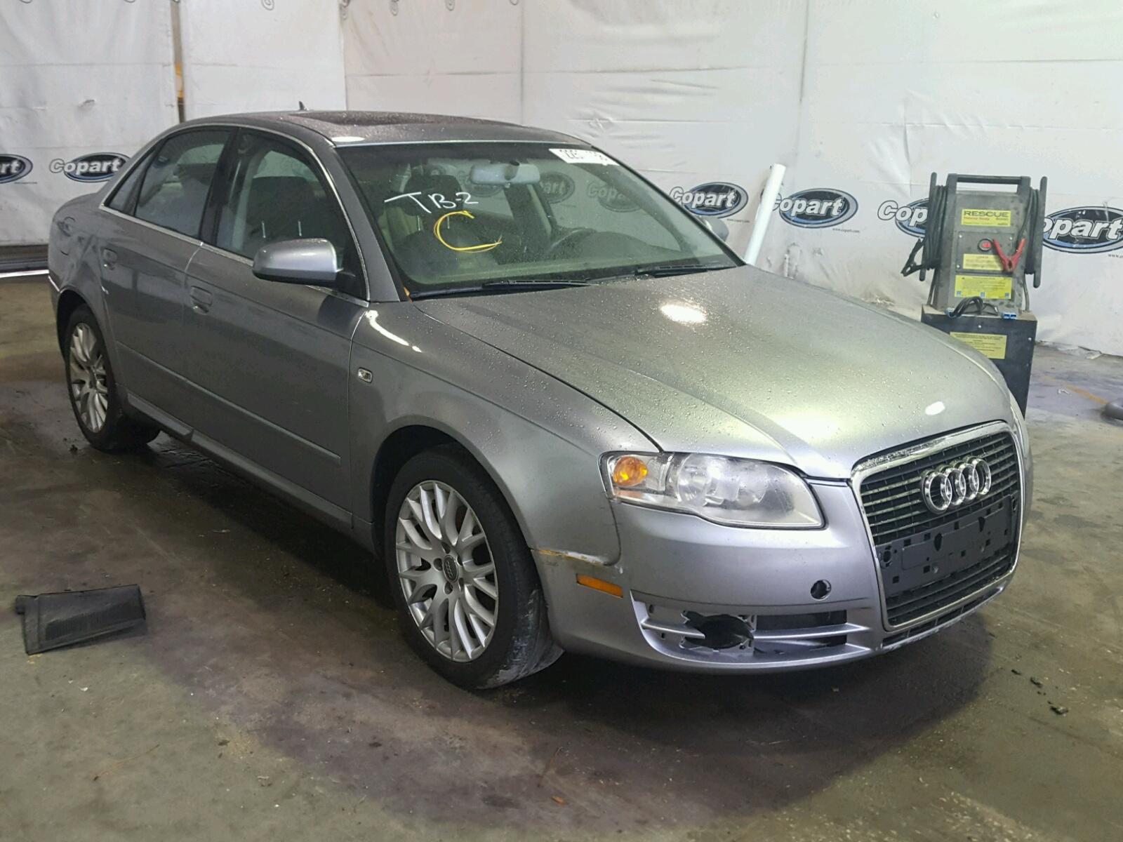 2008 AUDI A4 2.0T 2.0L