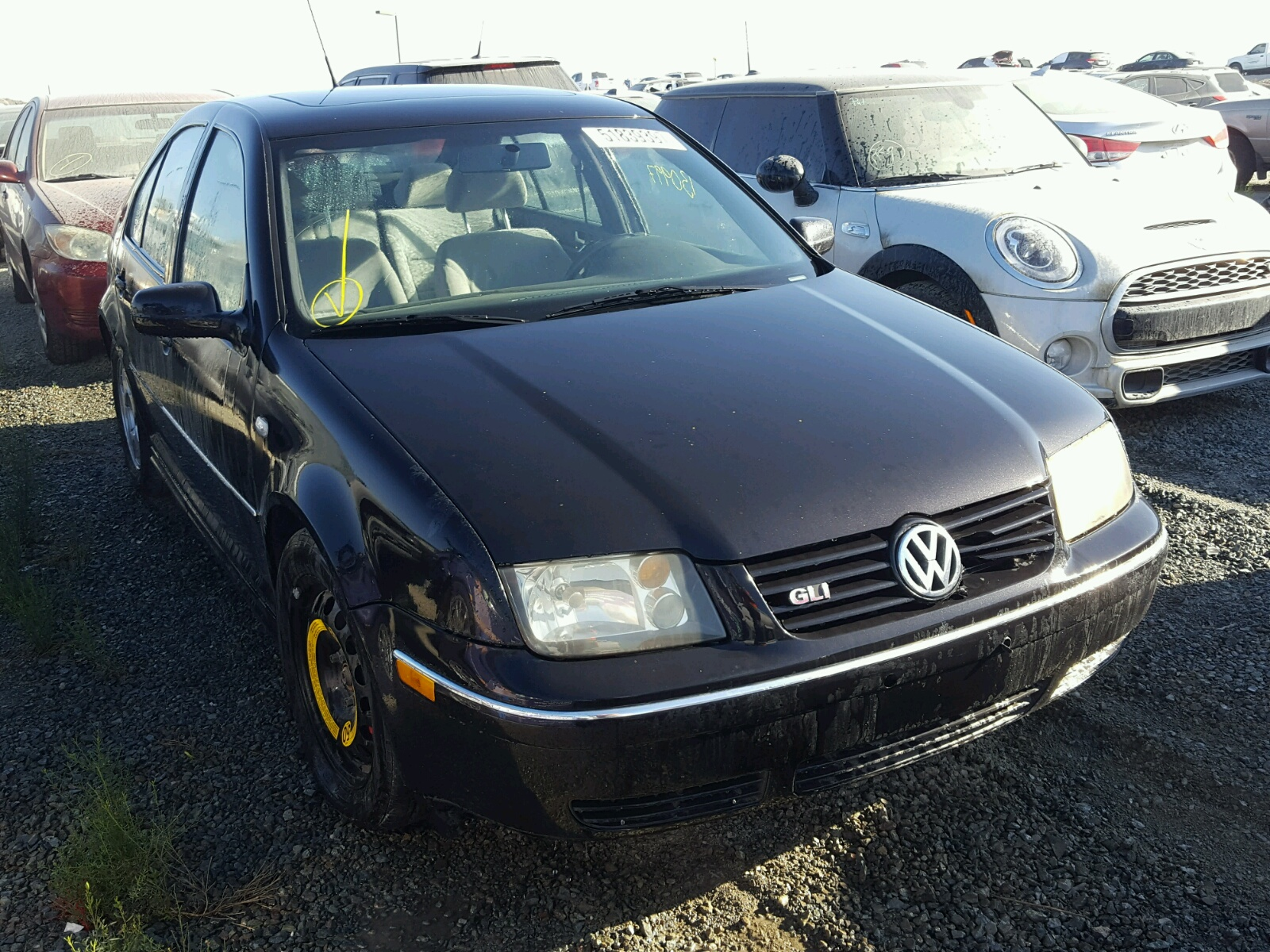 sale copart view ca in carfinder auto auctions salvage san left diego gray certificate limi on online lot jetta volkswagen en