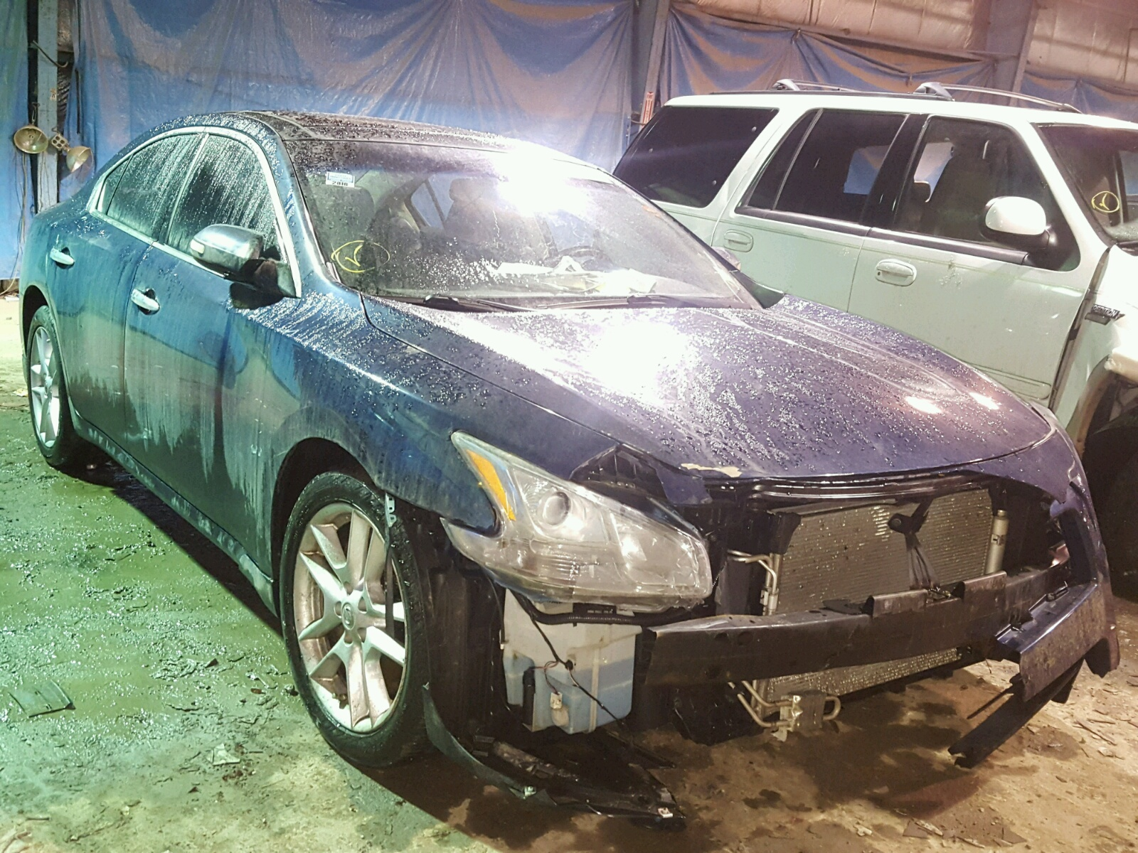Auto Auction Ended On Vin 1n6ba07c39n318780 2009 Nissan