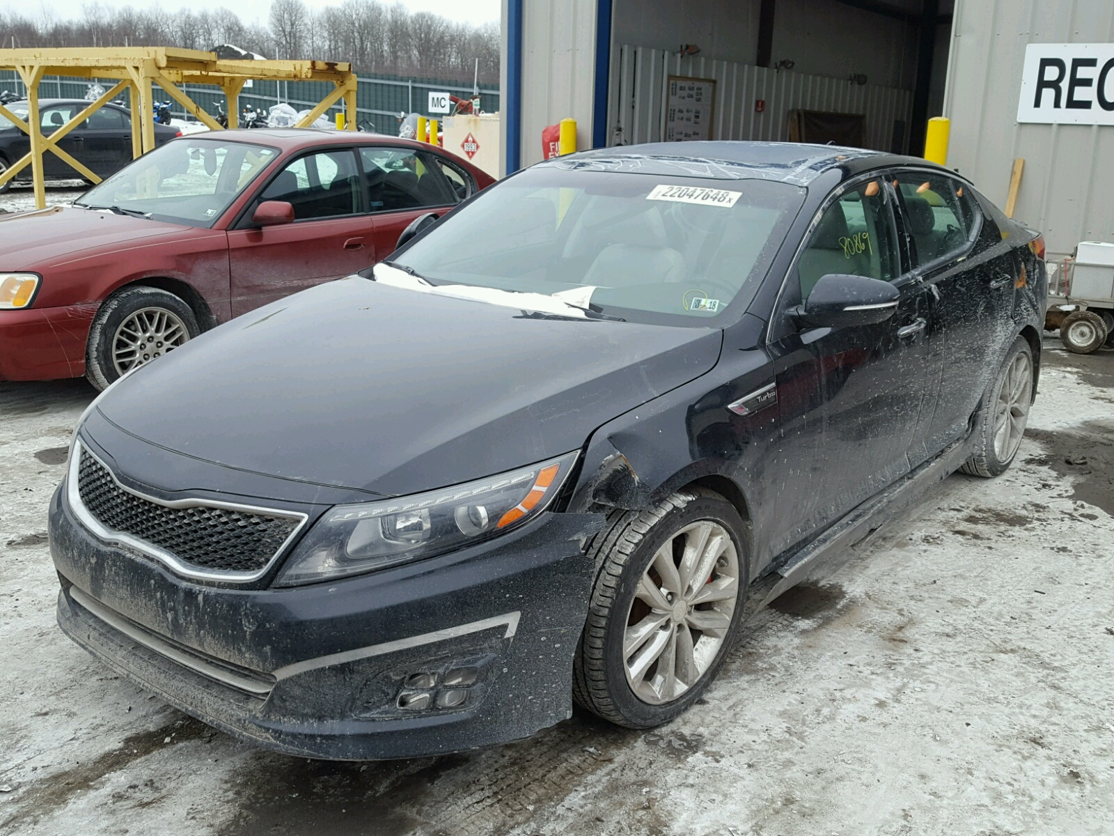 news changes with kia arrives optima new in modest york