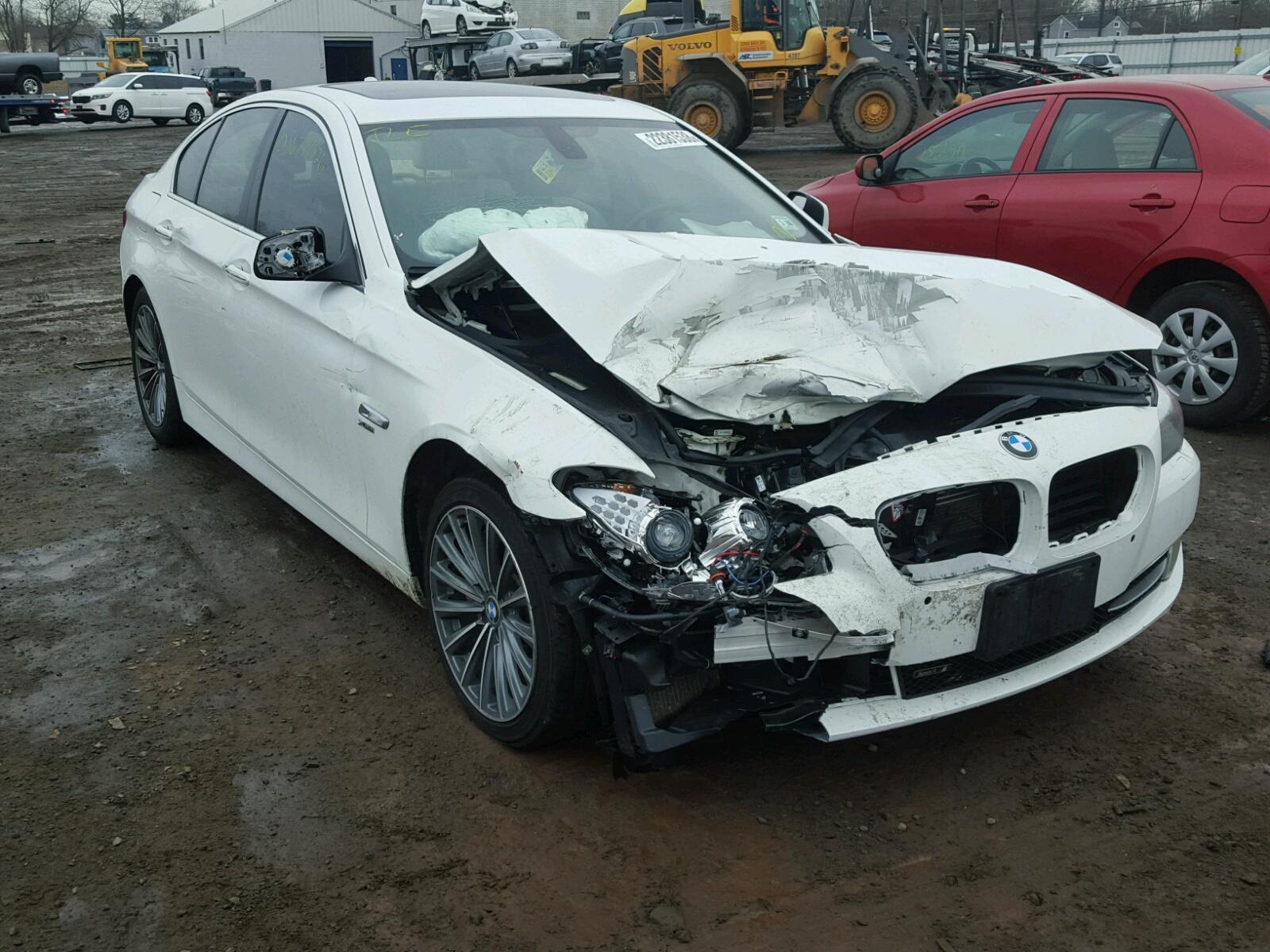 2011 BMW 550 XI 4.4L