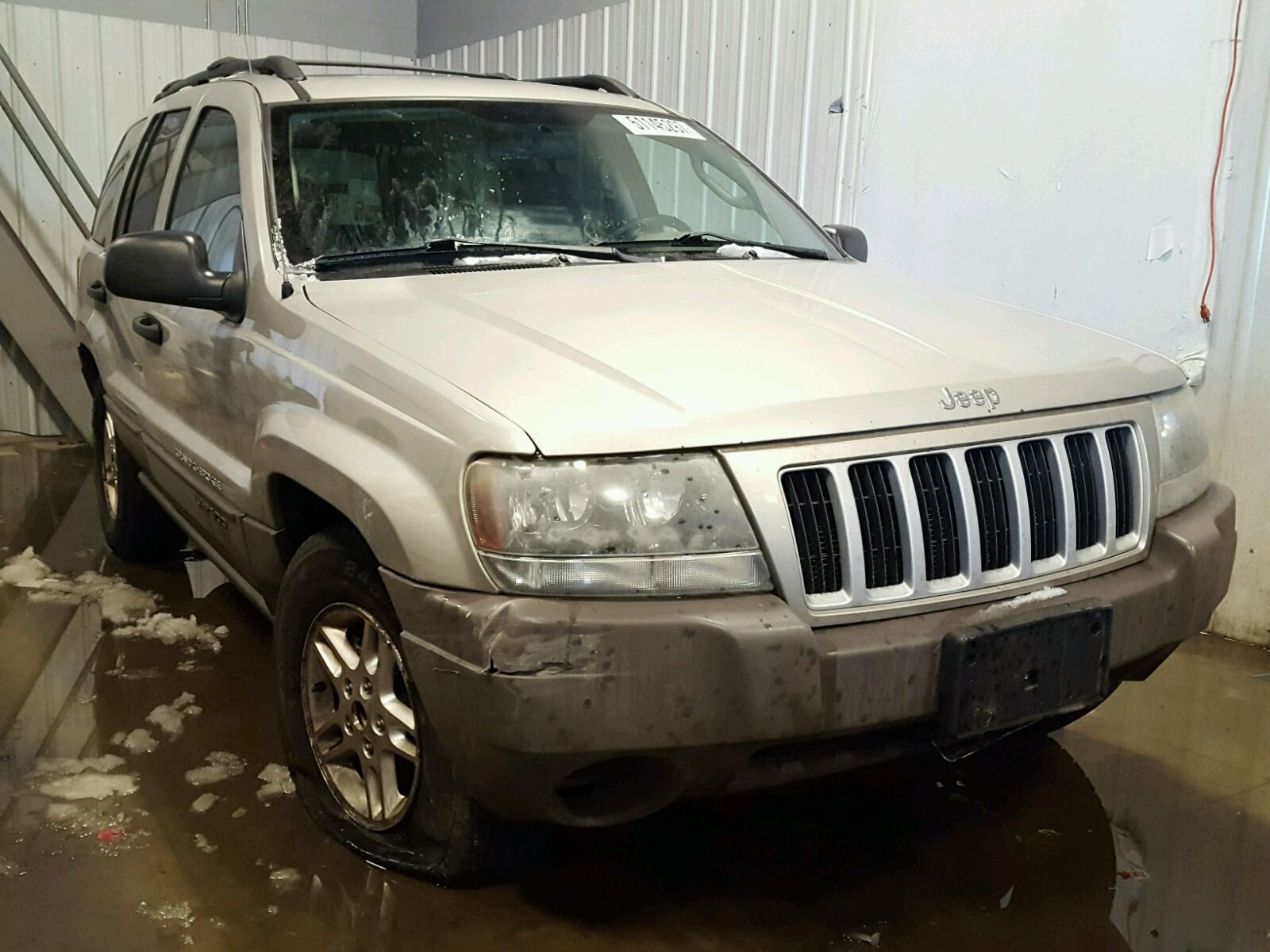 2004 Jeep Grand Cherokee for sale at Copart Ham Lake MN Lot