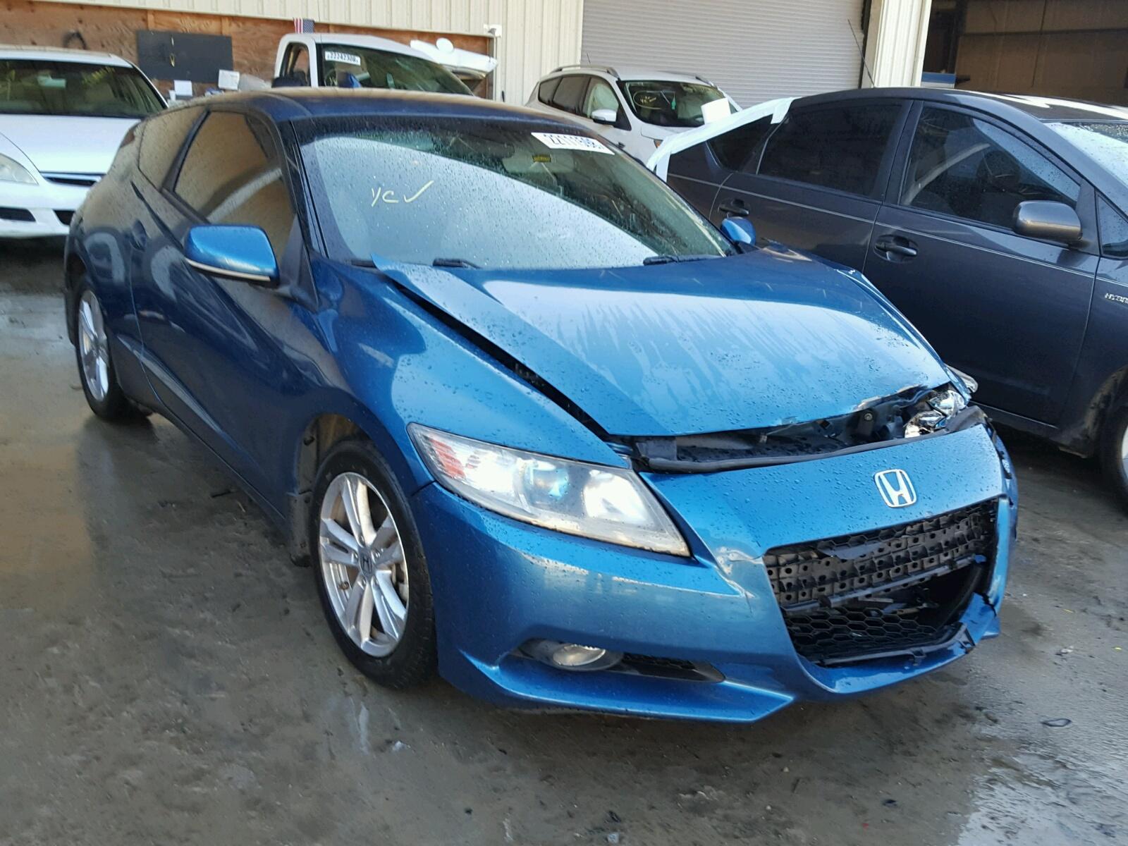 2011 HONDA CR-Z EX 1.5L