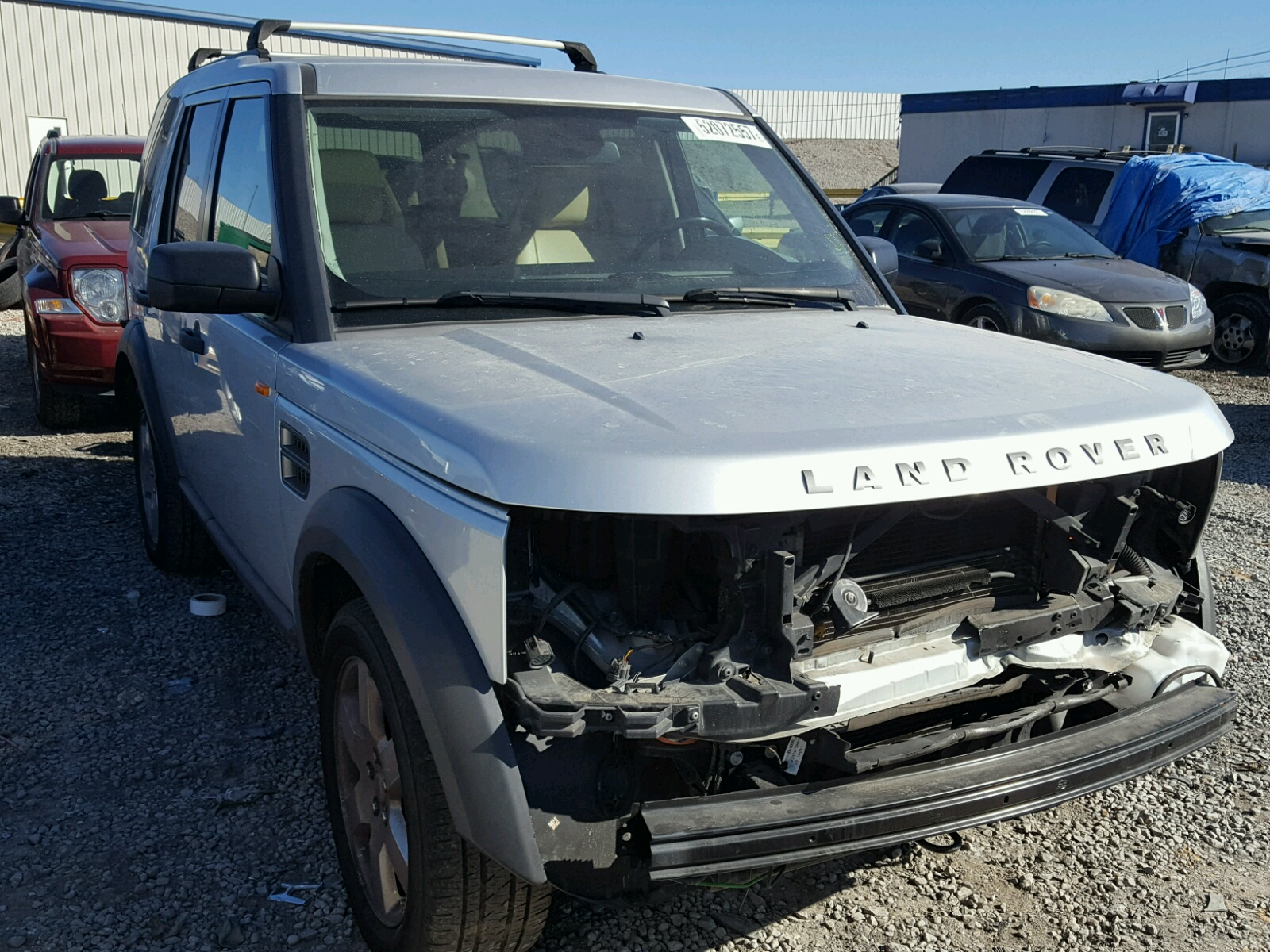 copart auto en auctions al salvage for lot on carfinder cert title birmingham rover silver of online landrover hse view right in sale land