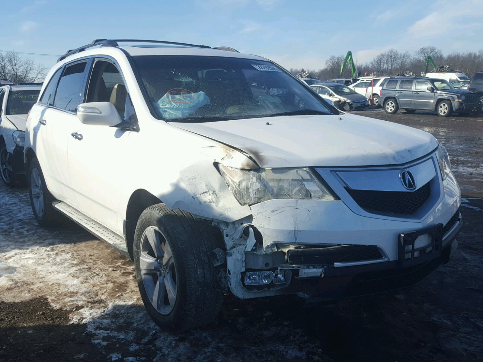 inventory acura carnetwork inc mdx