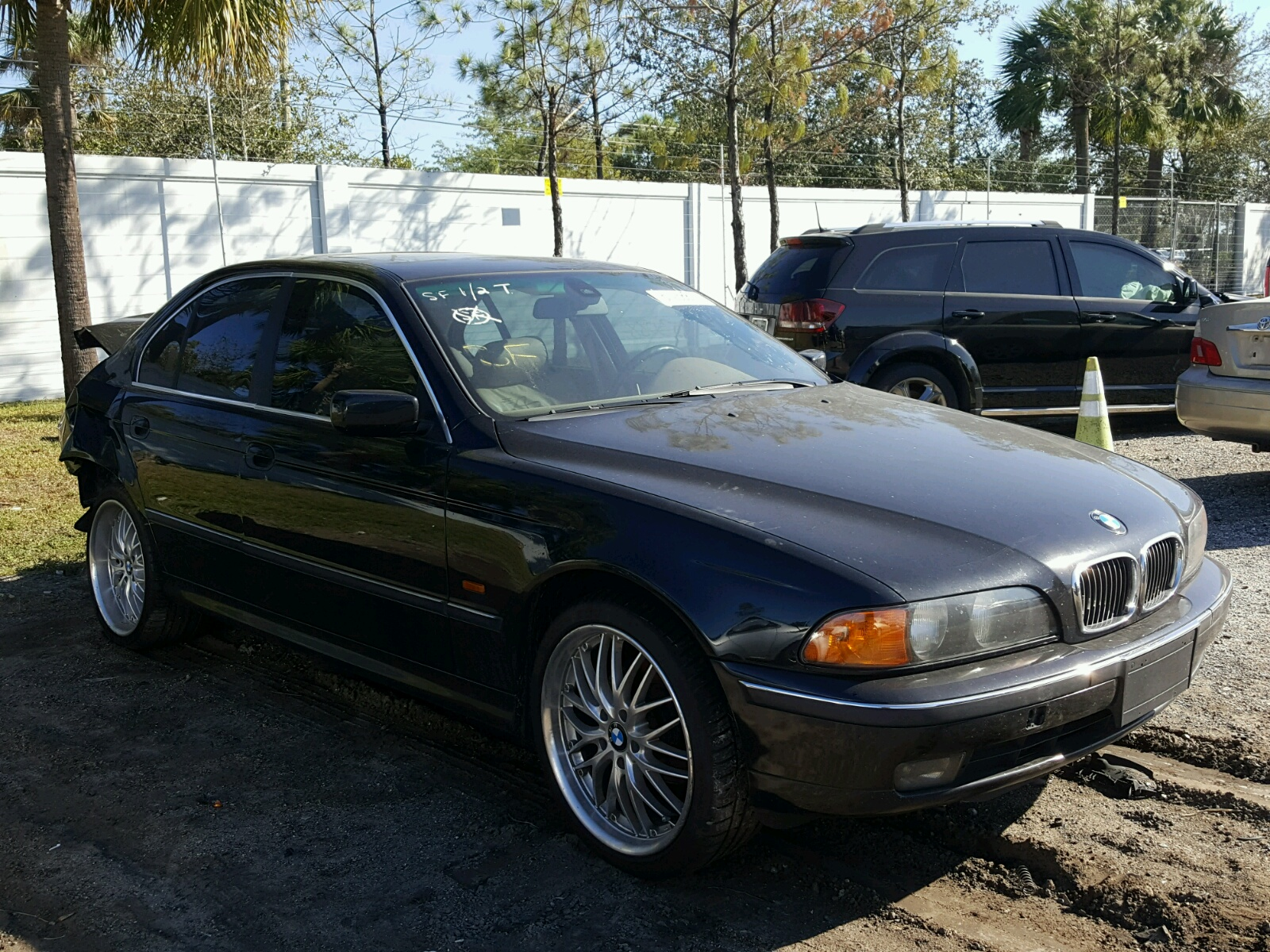 Auto Auction Ended On Vin Wbadn5341ygc93554 2000 Bmw 540
