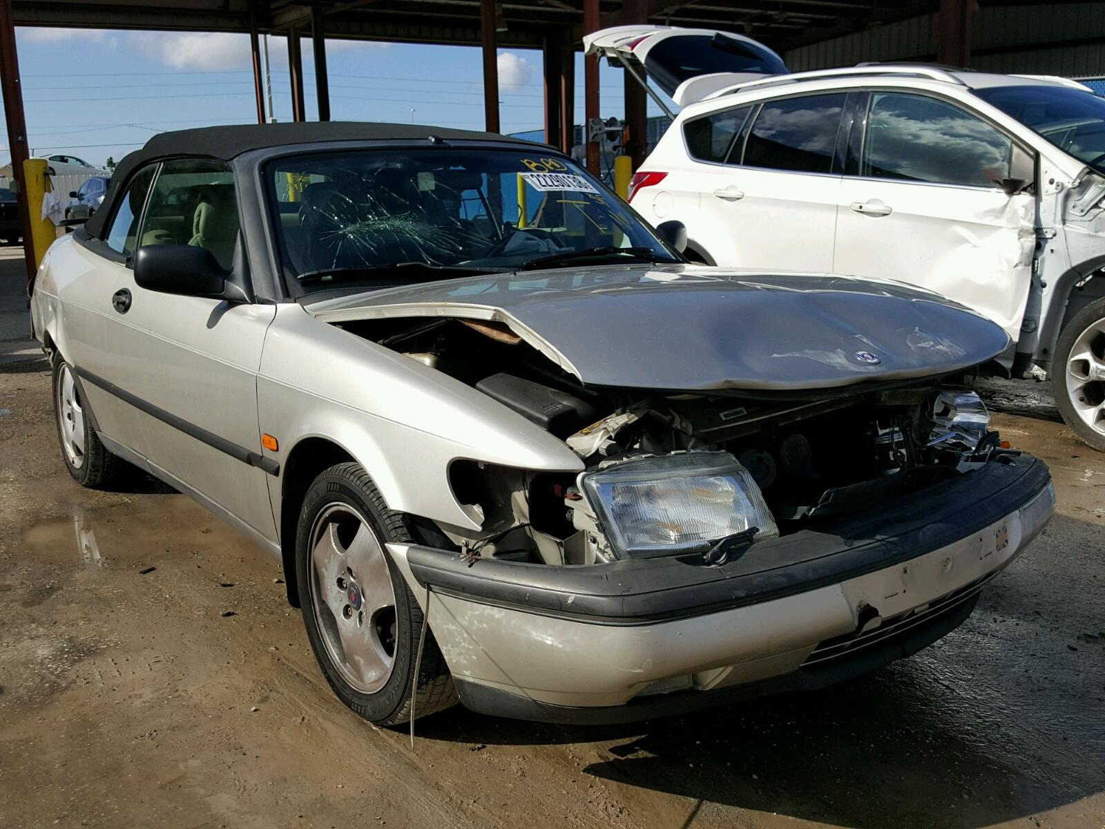 1997 SAAB 900 SE TUR 2.0L