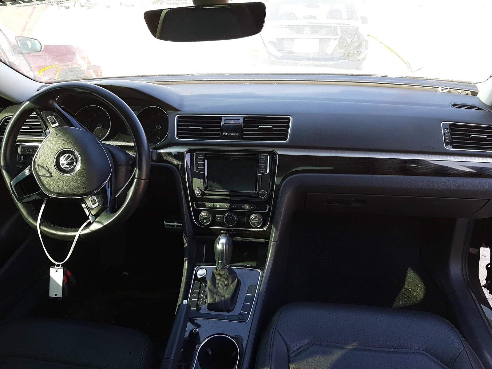 2019 Volkswagen Passat Se
