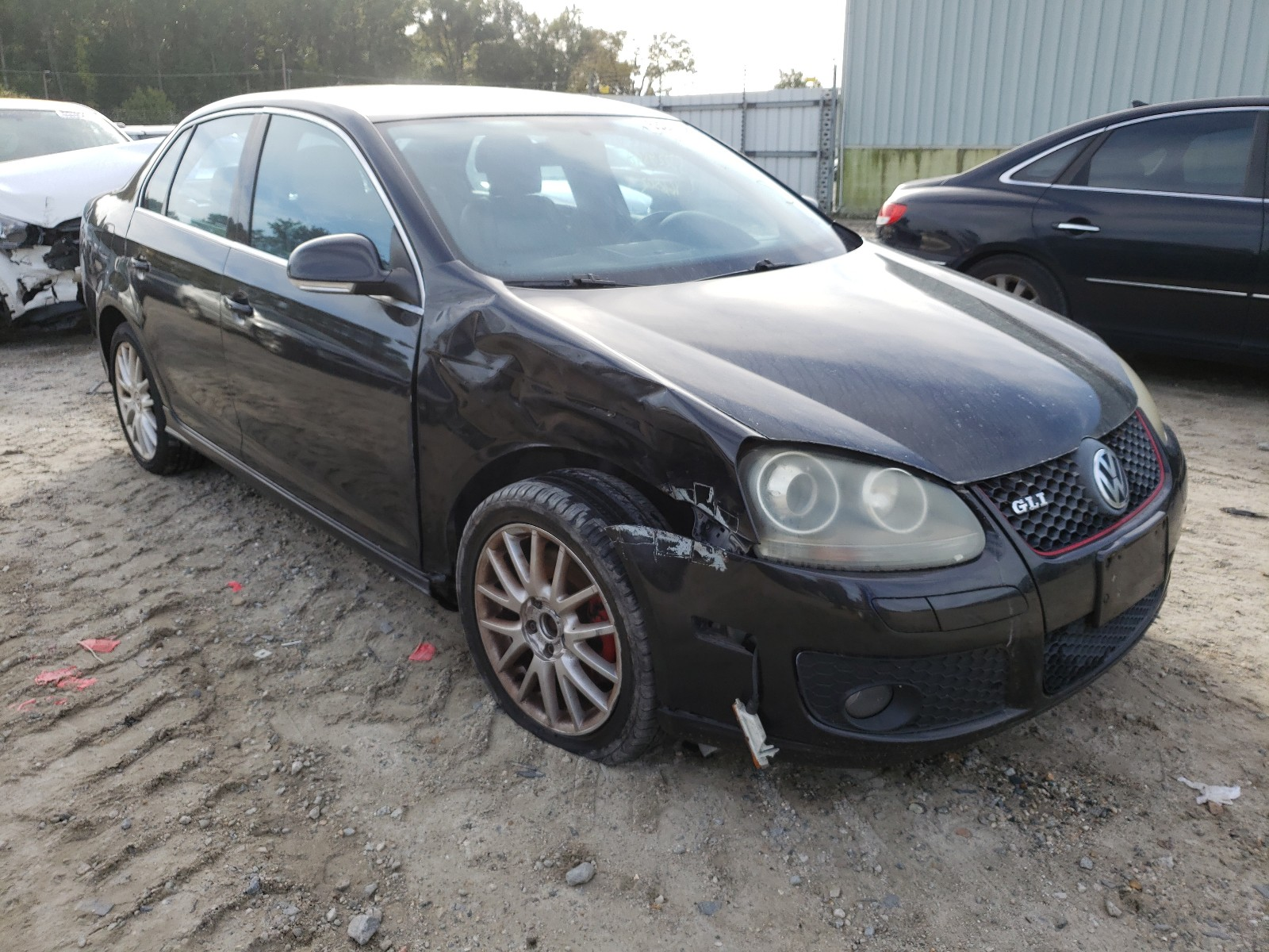 2006 Volkswagen Jetta Gli For Sale At Copart Hampton Va Lot 53229590 Salvagereseller Com
