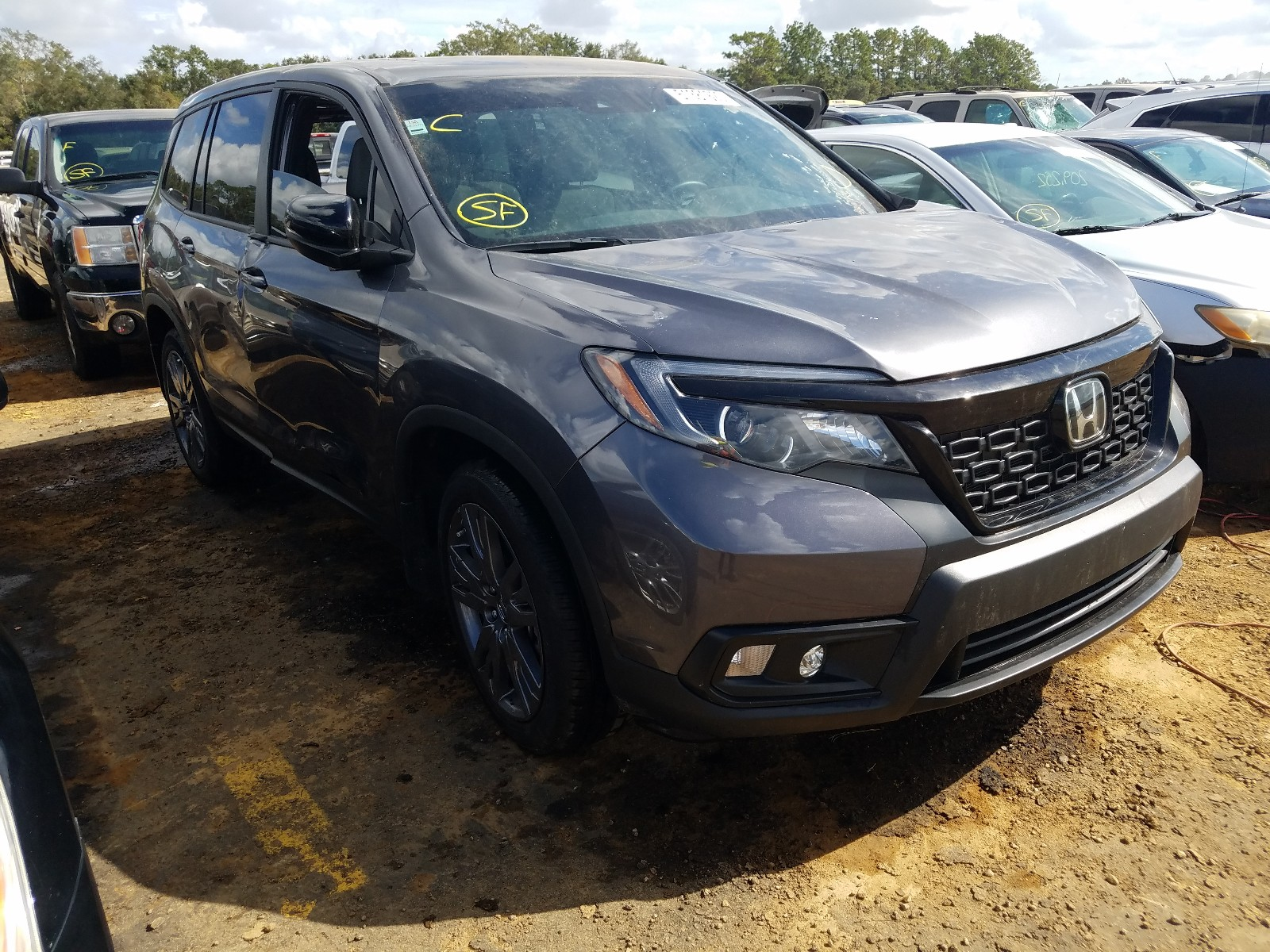 2019 Honda Passport E