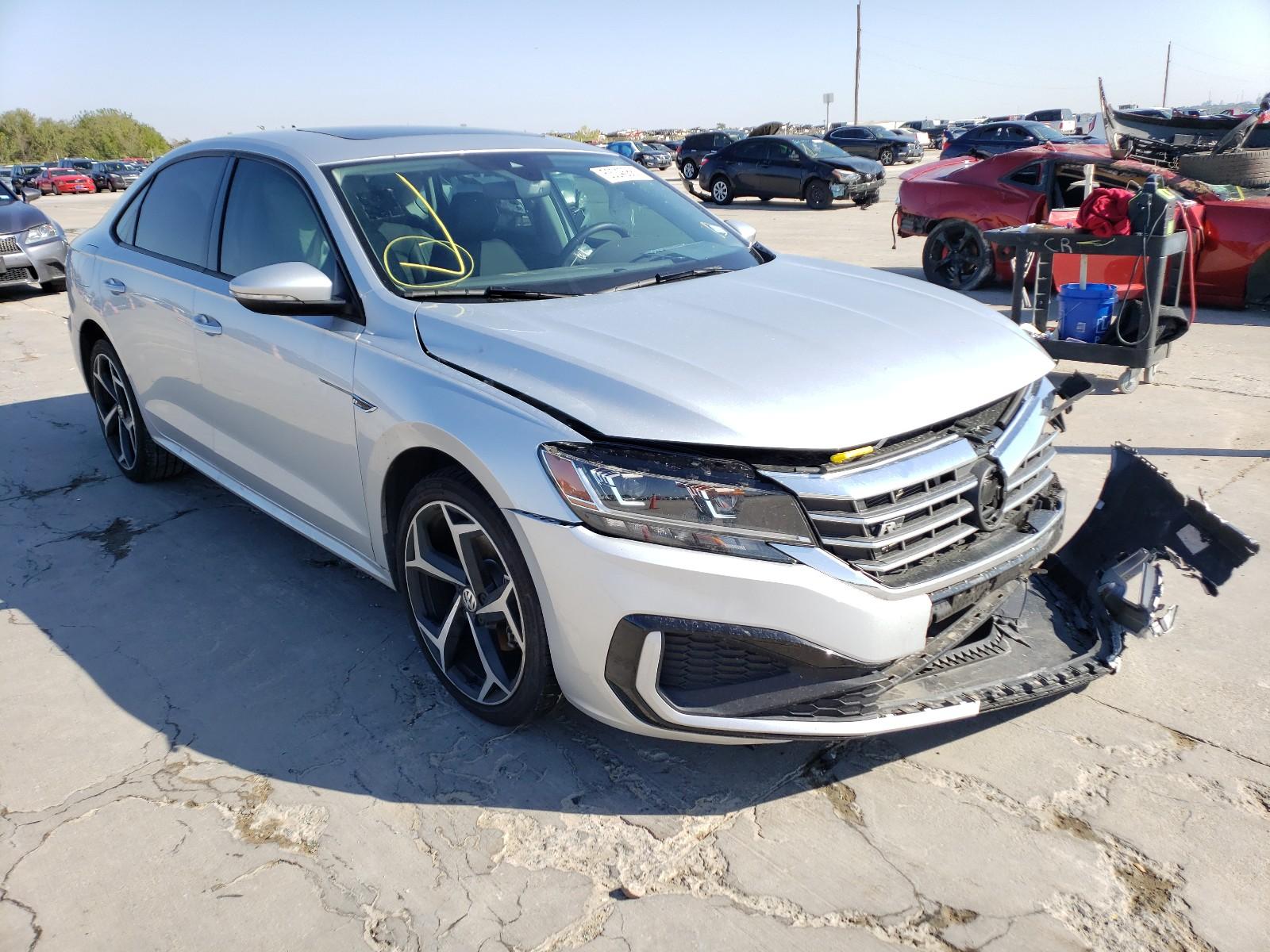 2020 Volkswagen Passat R-l