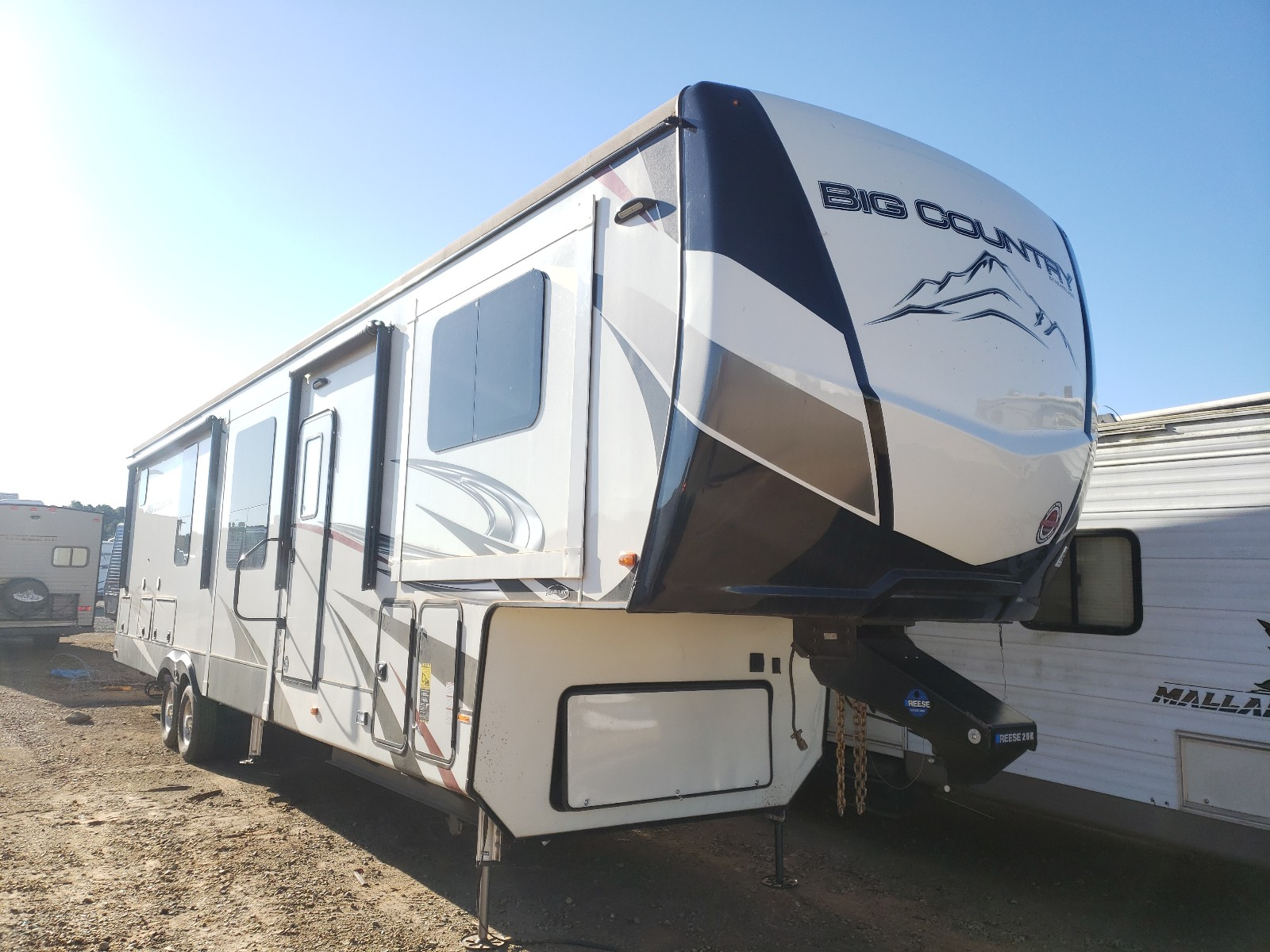 2020 Big Country Travel Trailer