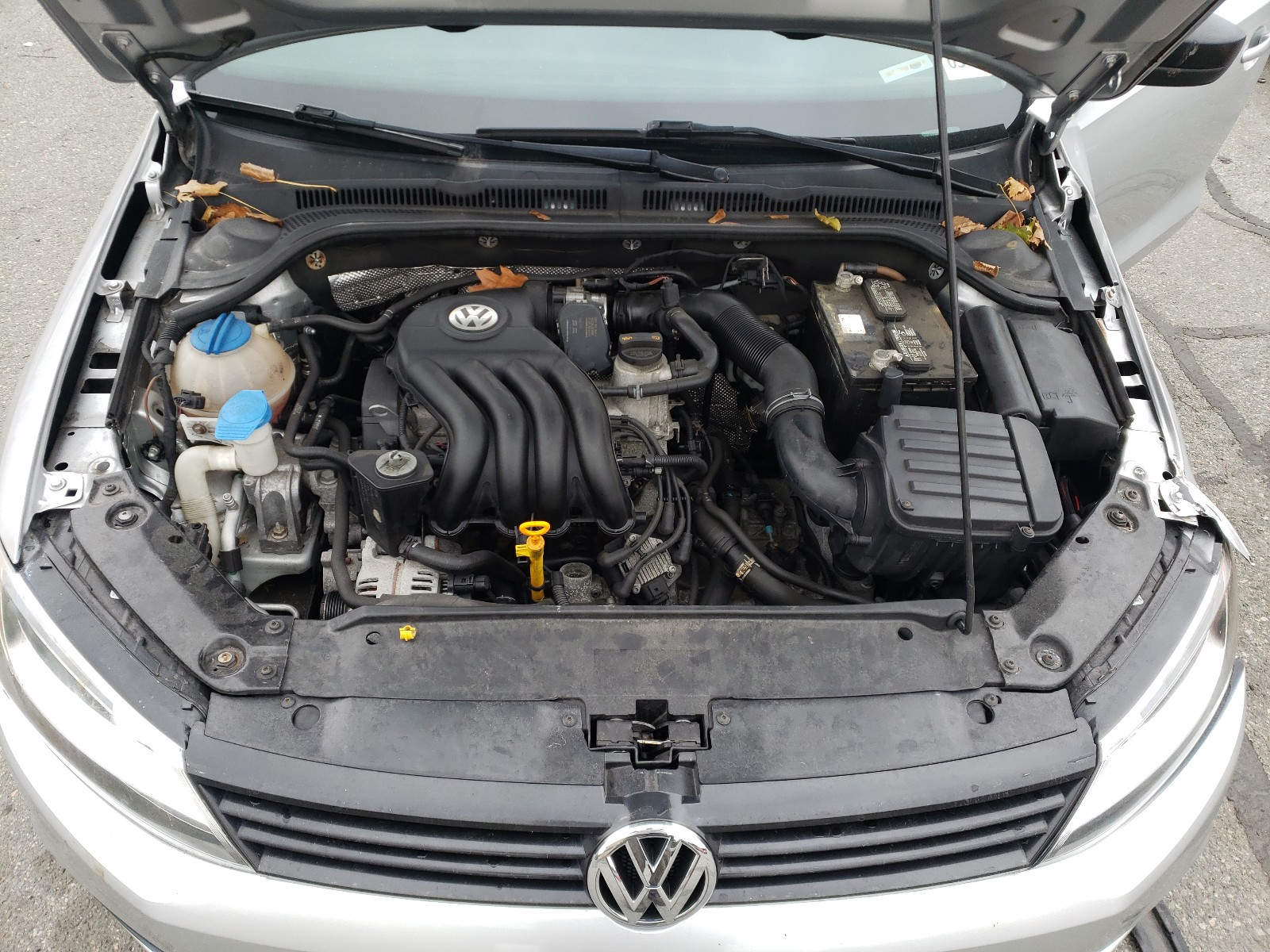 2013 Volkswagen Jetta Base