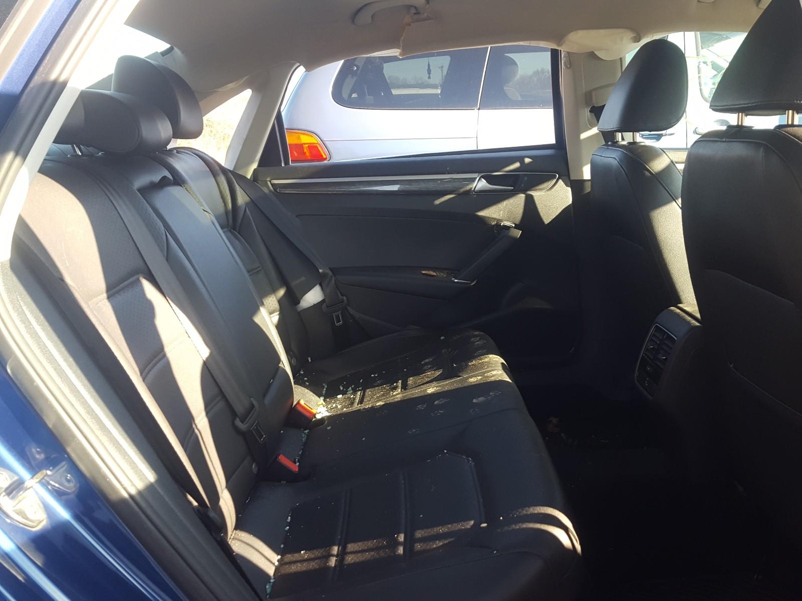 2016 Volkswagen Passat Se