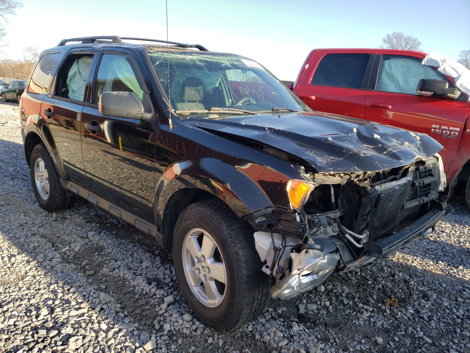 2012 Ford Escape Xlt For Sale At Copart Ebensburg Pa Lot 56229380 Salvagereseller Com
