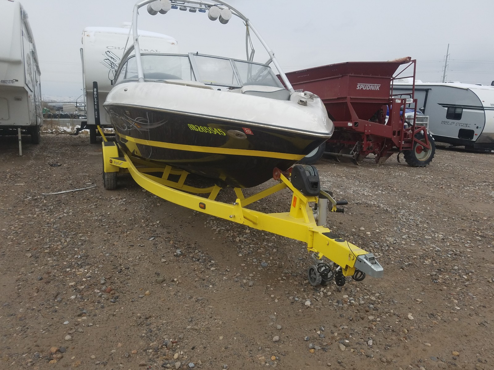 2006 Tiger Marine Trailer