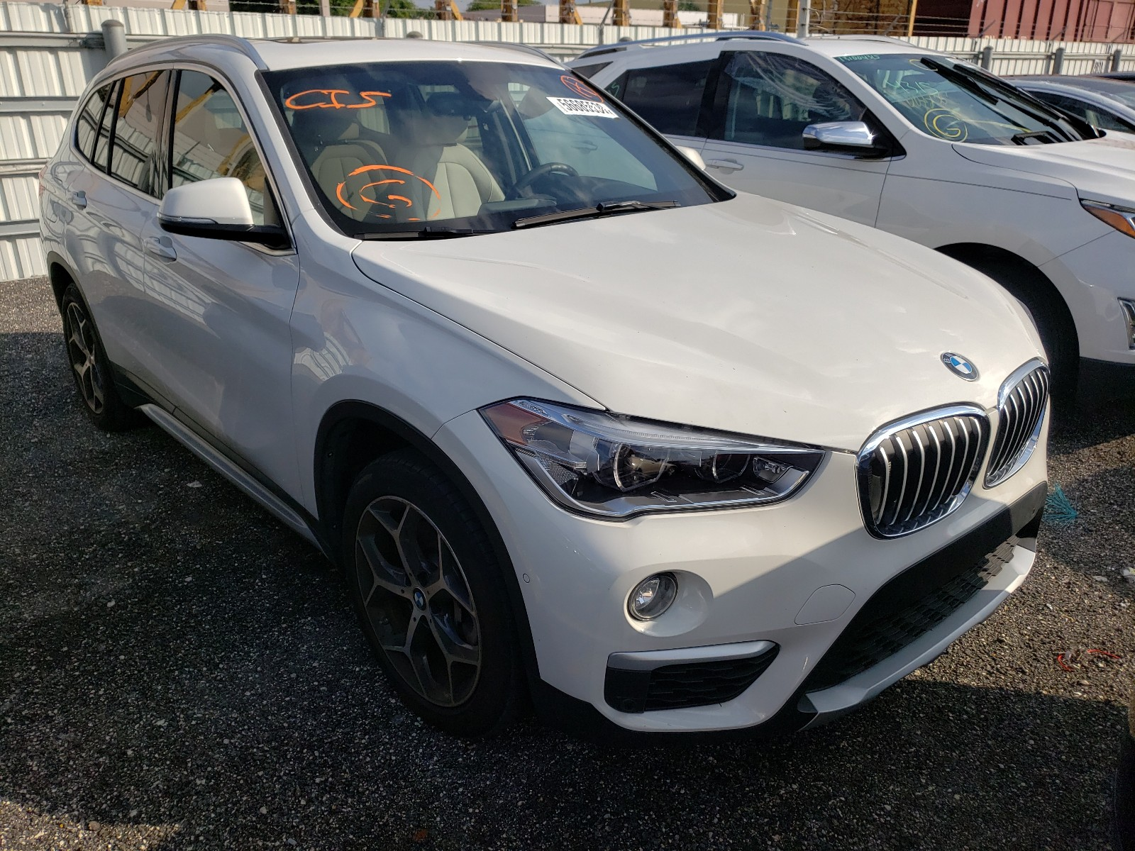 2018 BMW X1 SDRIVE2