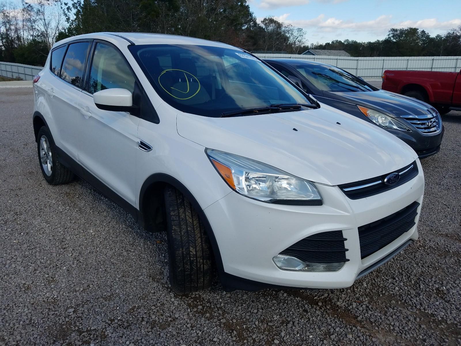 Ford Escape Se 2015 De Venta En Copart Eight Mile Al Lot 57371770