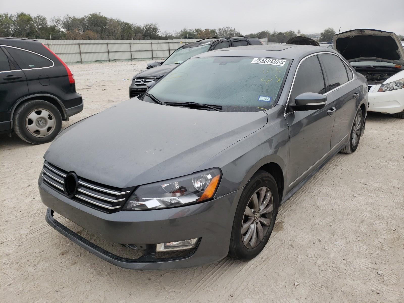 2015 Volkswagen Passat Sel