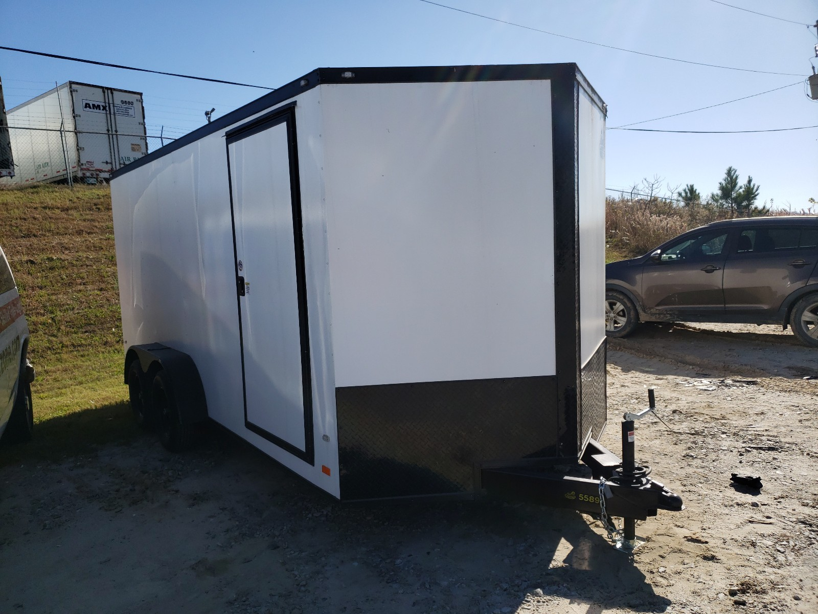 2020 Covered Wagon Trailer