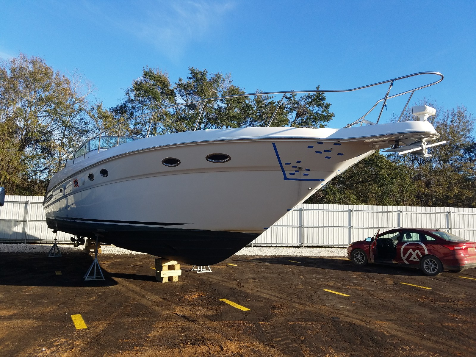 2000 Sea Ray Boat